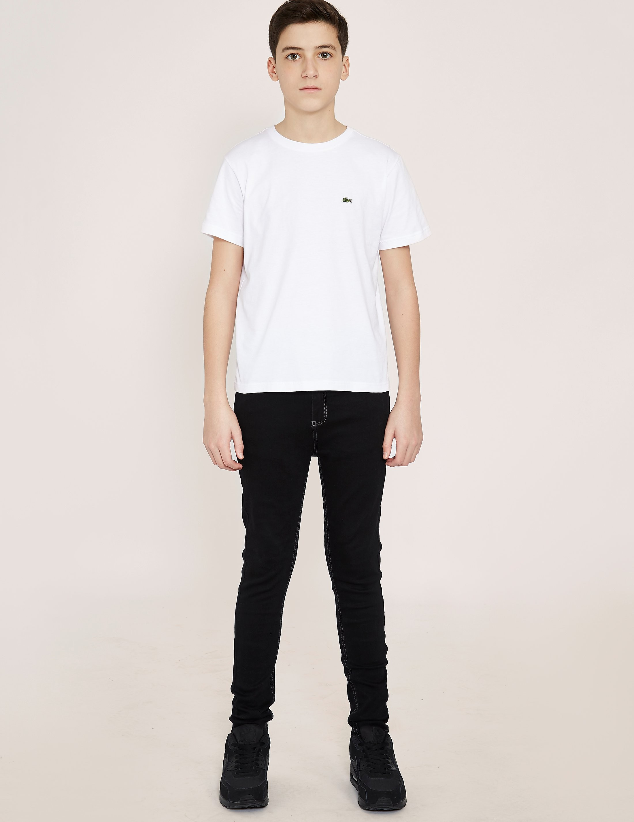 Lacoste Basic Crew Neck T-Shirt