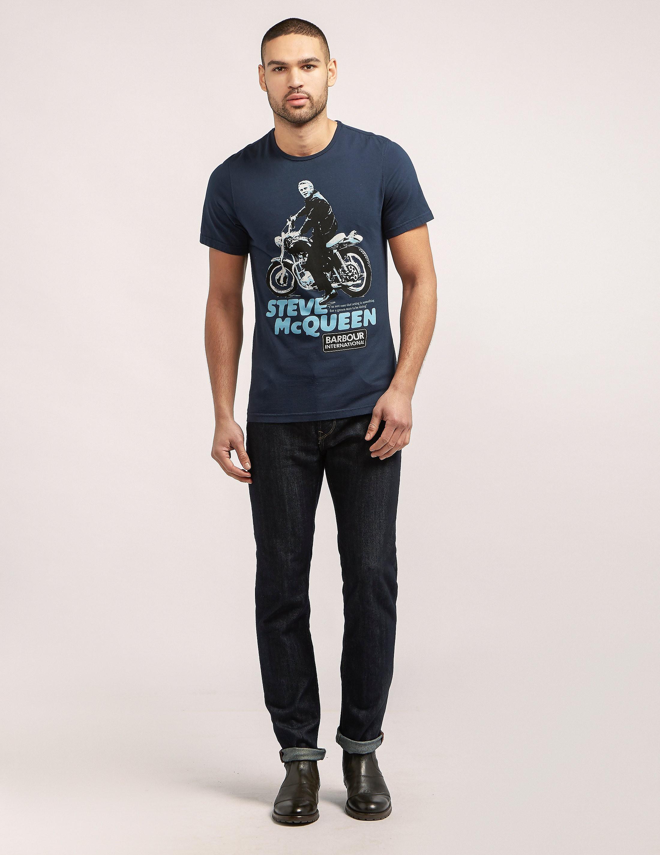 Barbour Steve McQueen Park Short Sleeve T-Shirt