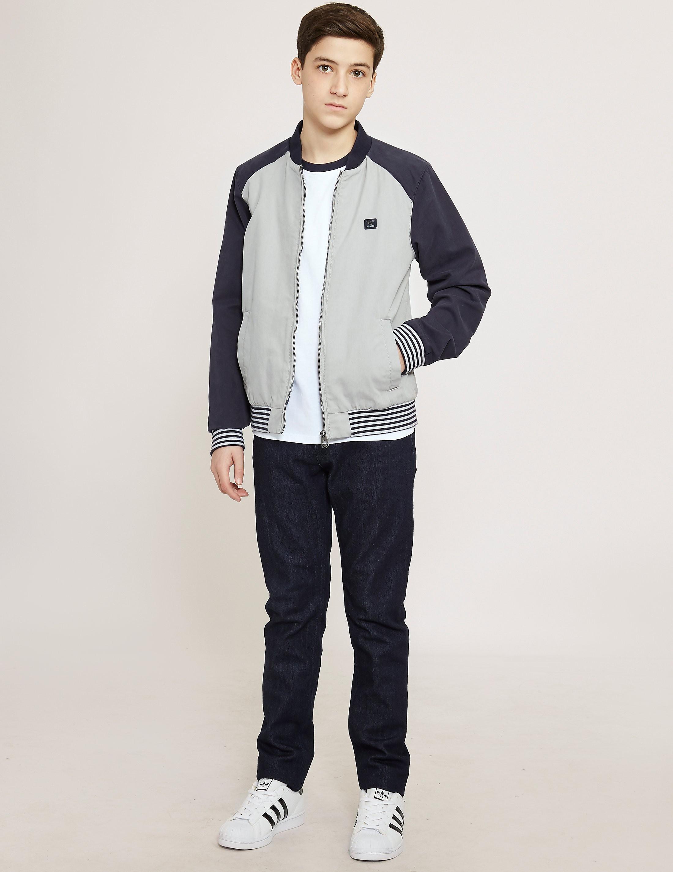 Armani Jeans Full Zip Sweatshirt