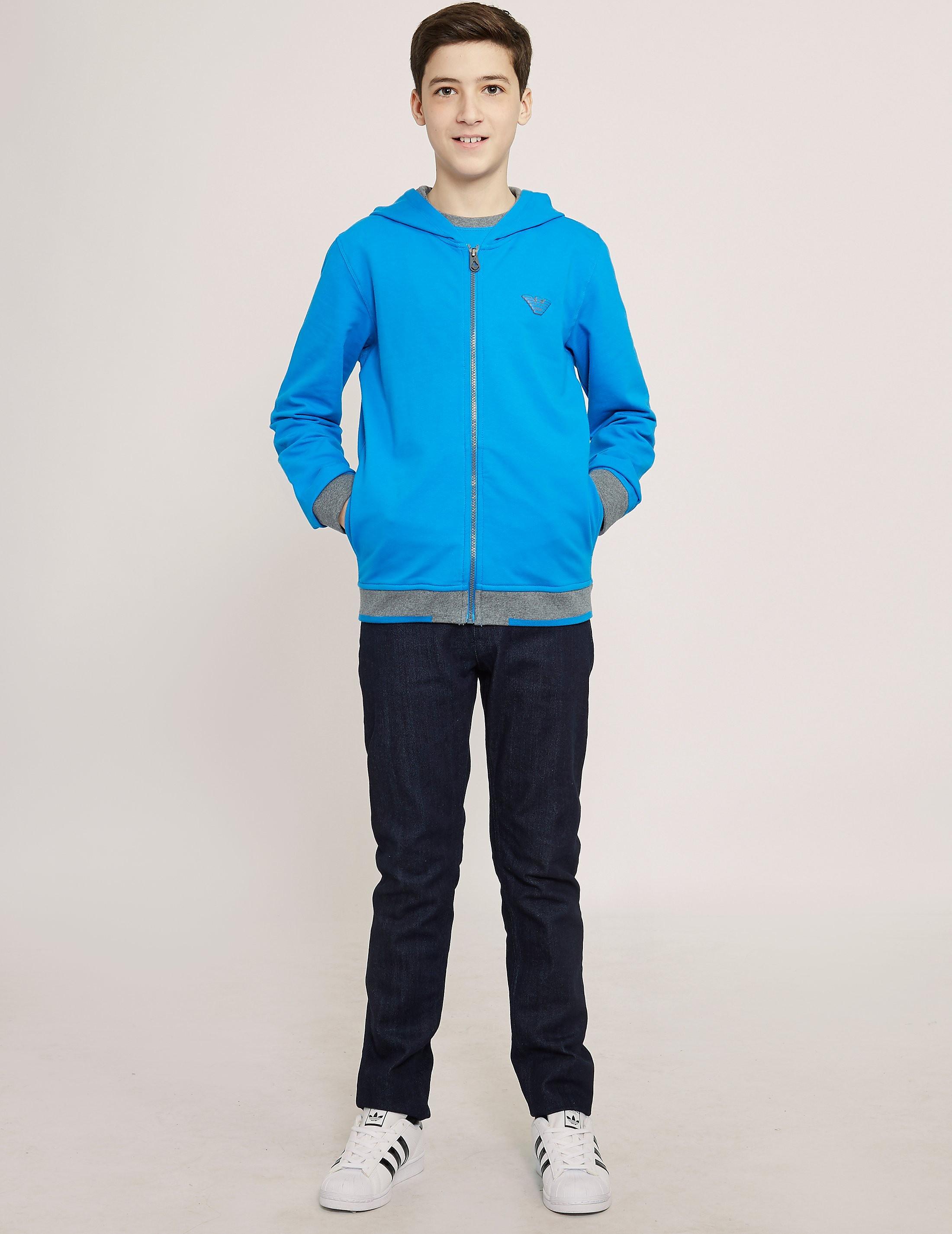 Armani Jeans Zip Up Hoody