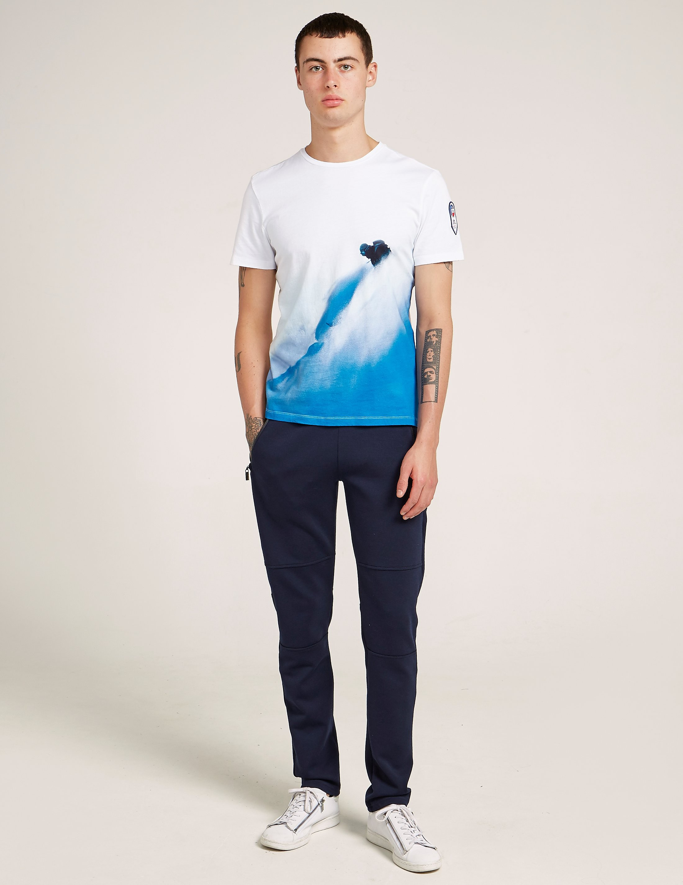 Fusalp Slope Short Sleeve T-Shirt