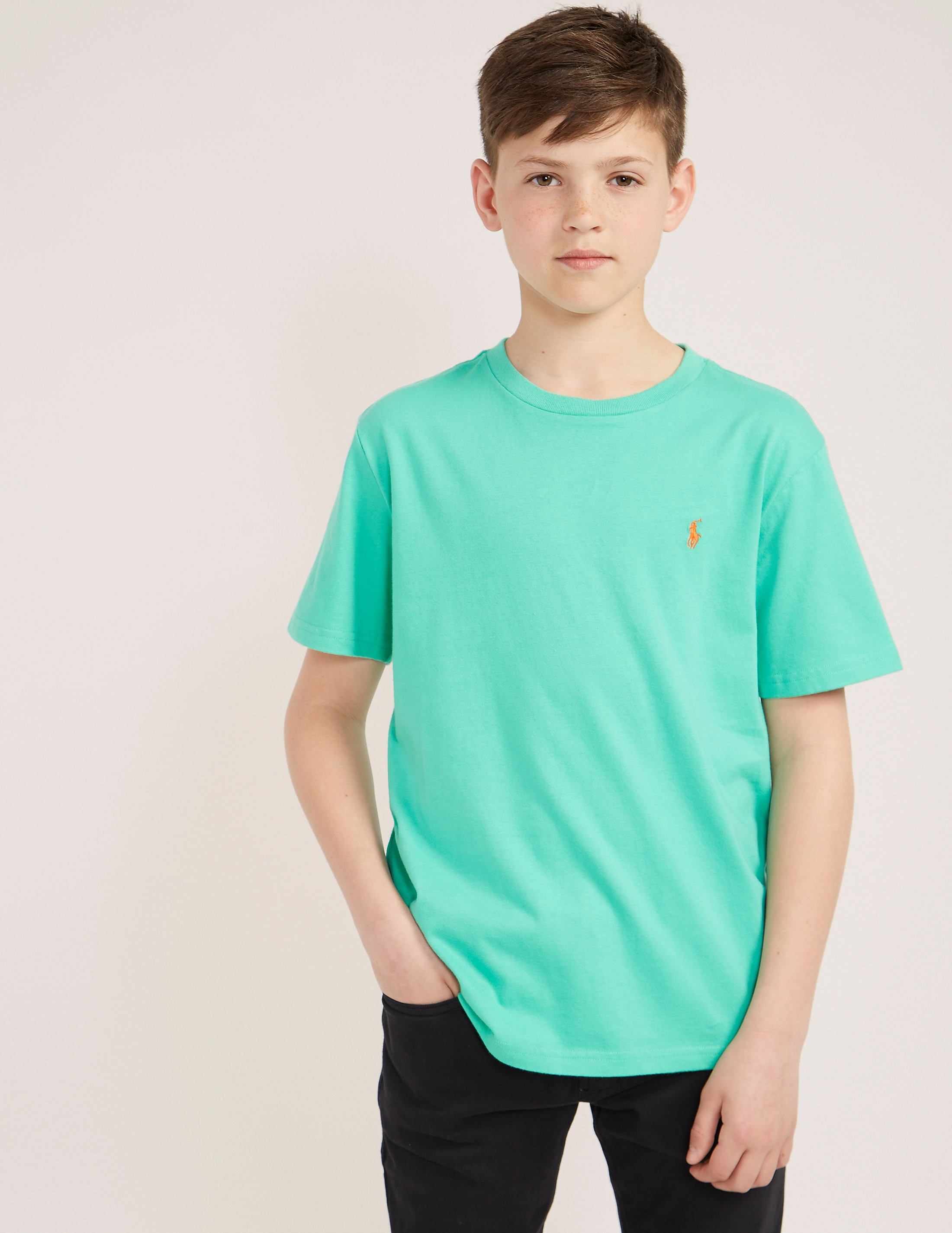 Polo Ralph Lauren Cotton Jersey Short Sleeve T-Shirt