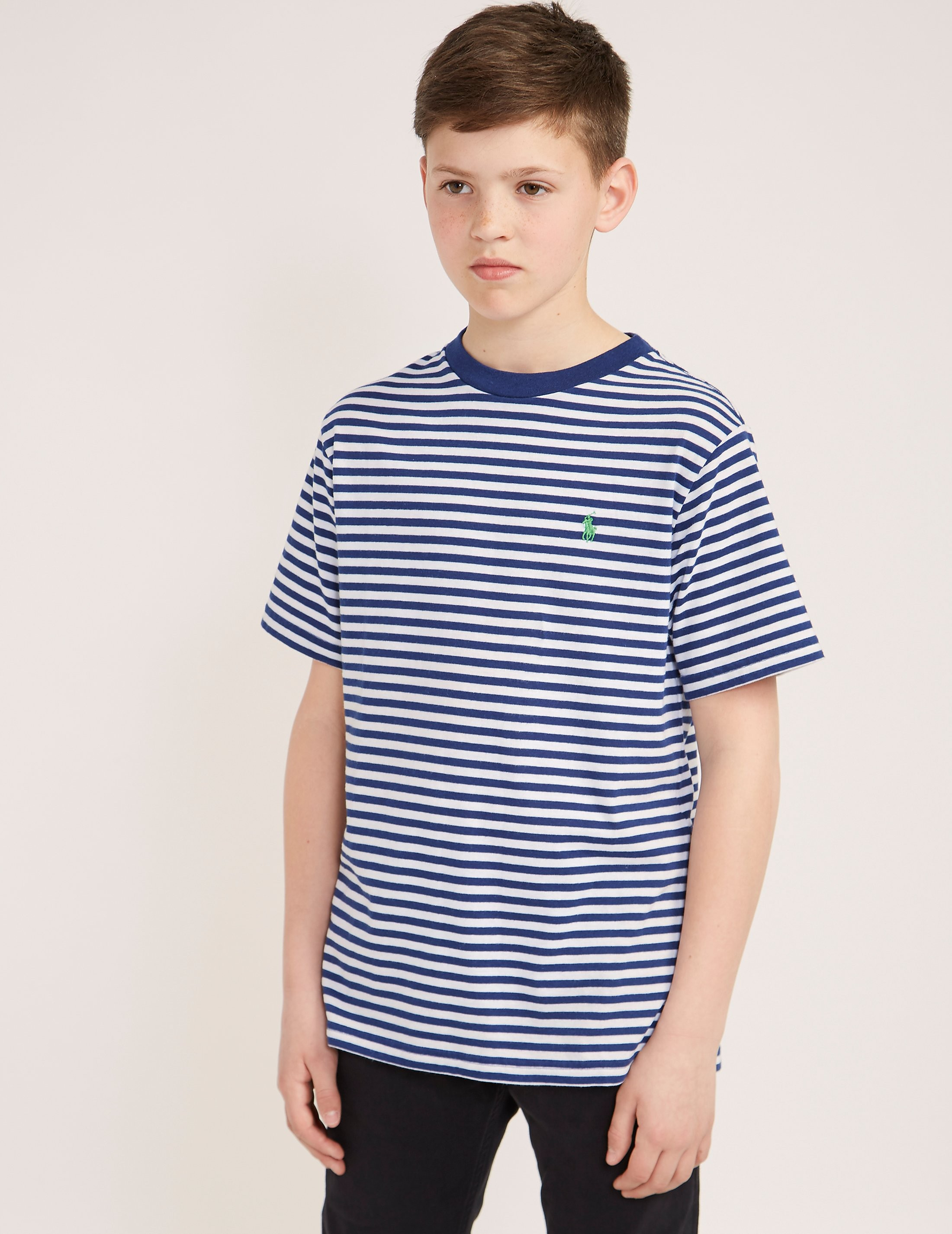 Polo Ralph Lauren Striped Short Sleeve T-Shirt