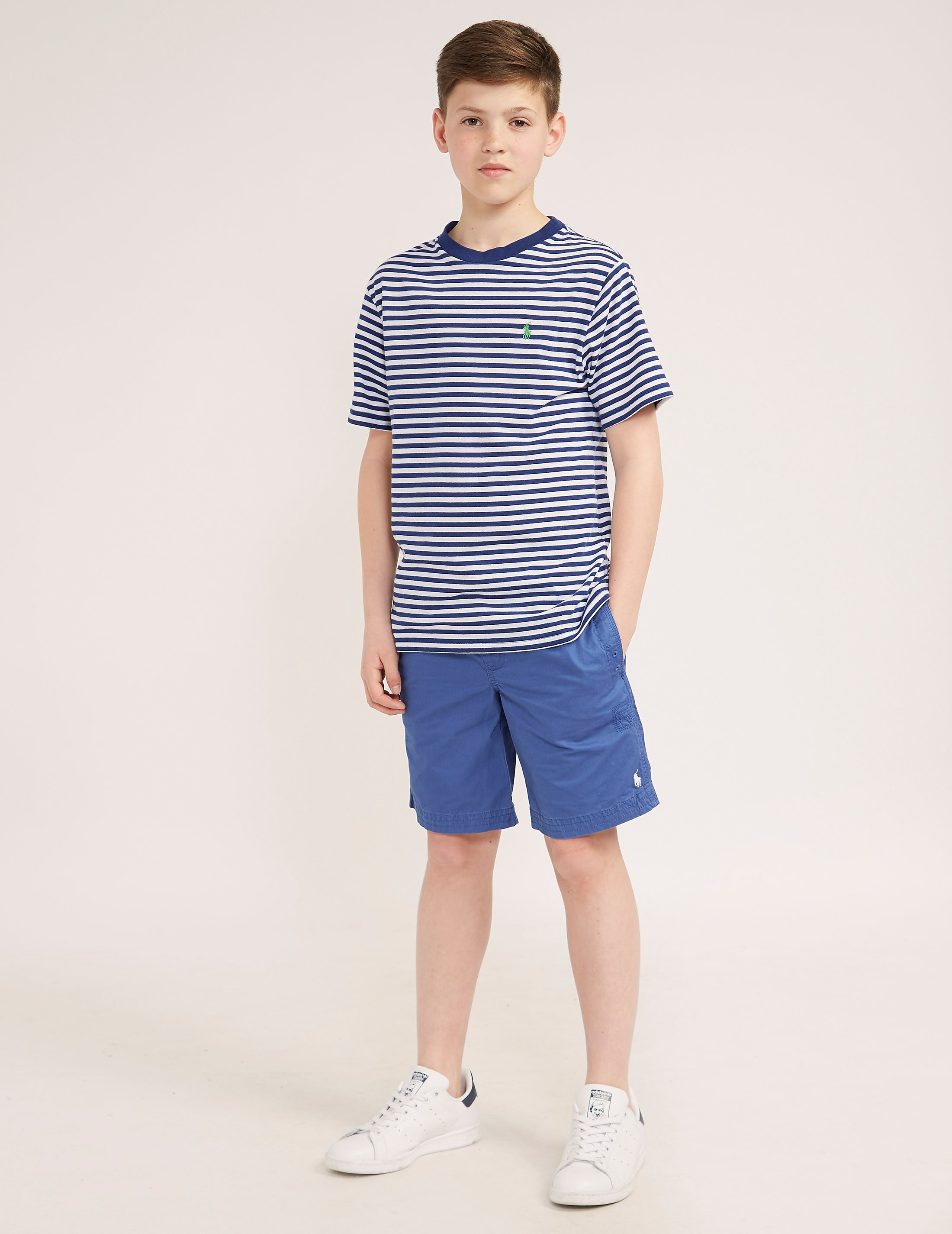 Polo Ralph Lauren Cotton Twill Shorts
