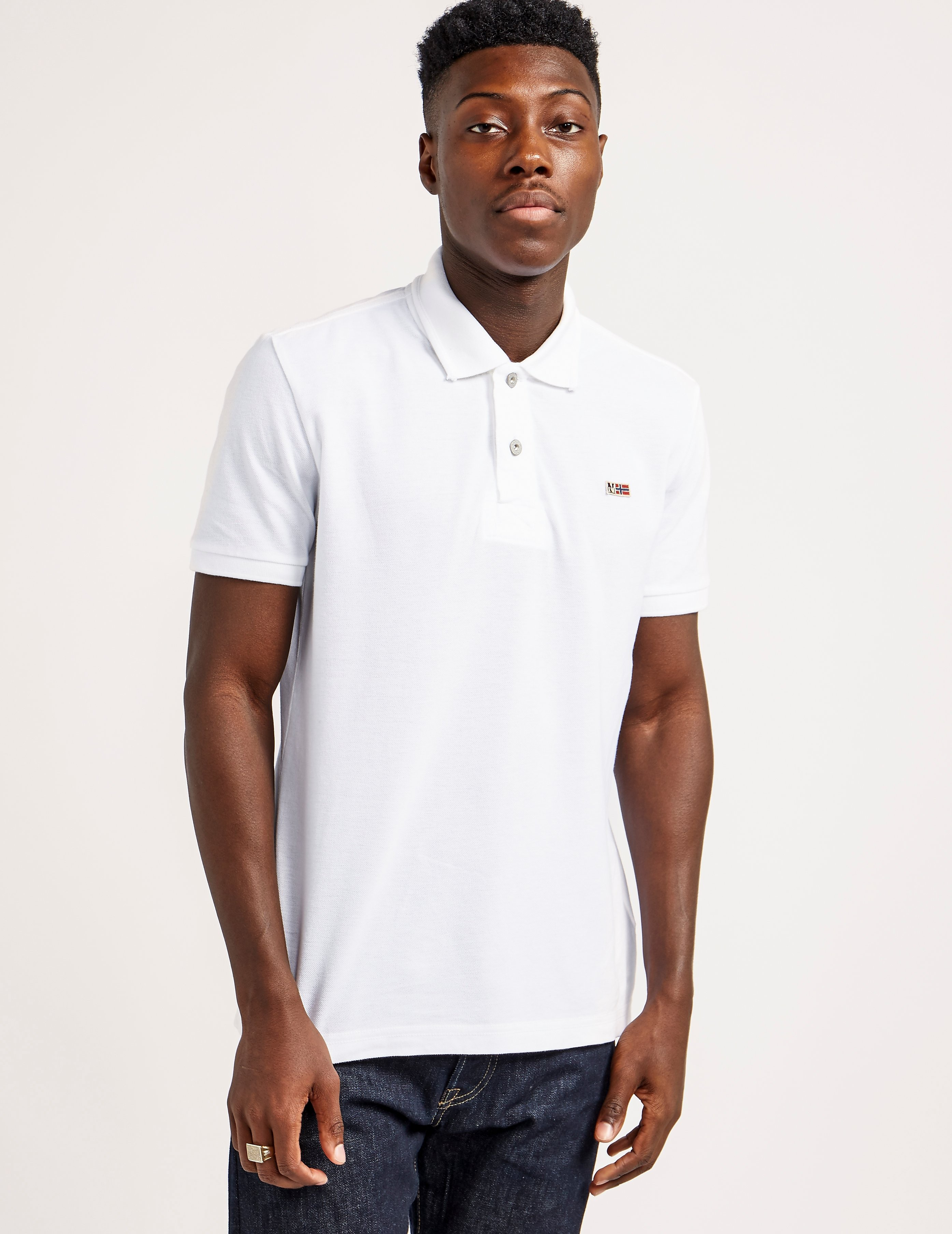 Napapijri Short Sleeve Polo Shirt