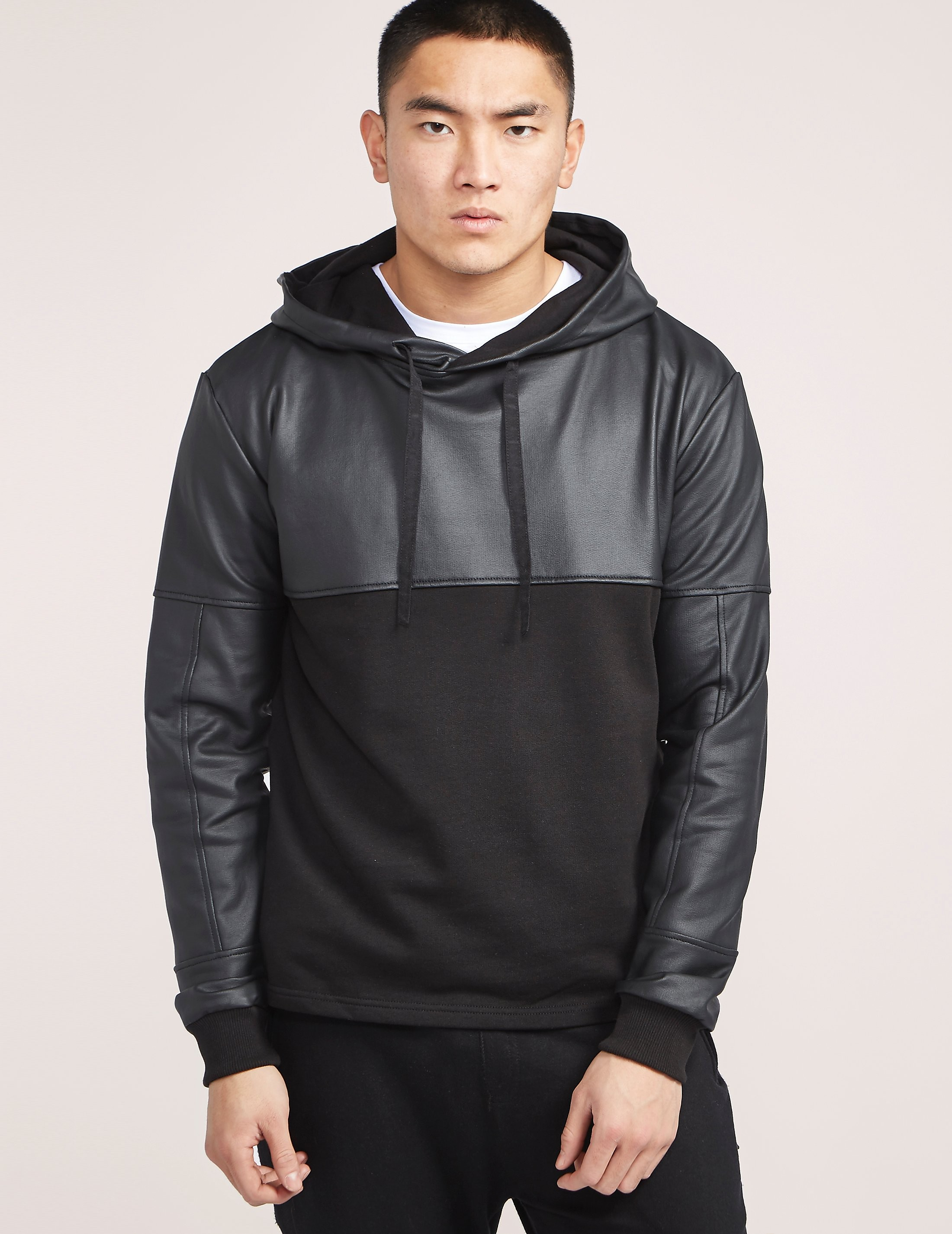 Blood Brother Panel Hoody