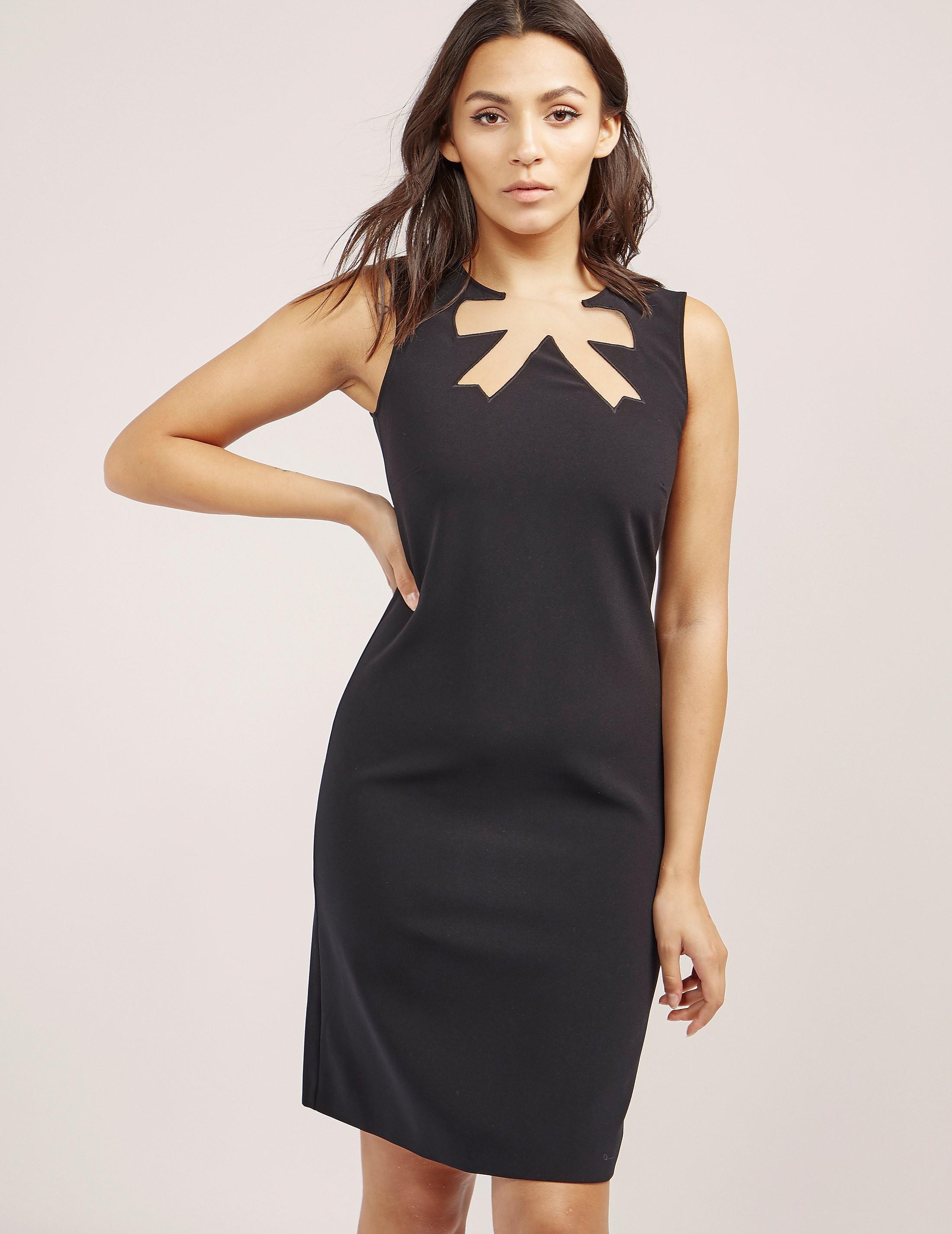 Love Moschino Bow Detail Dress