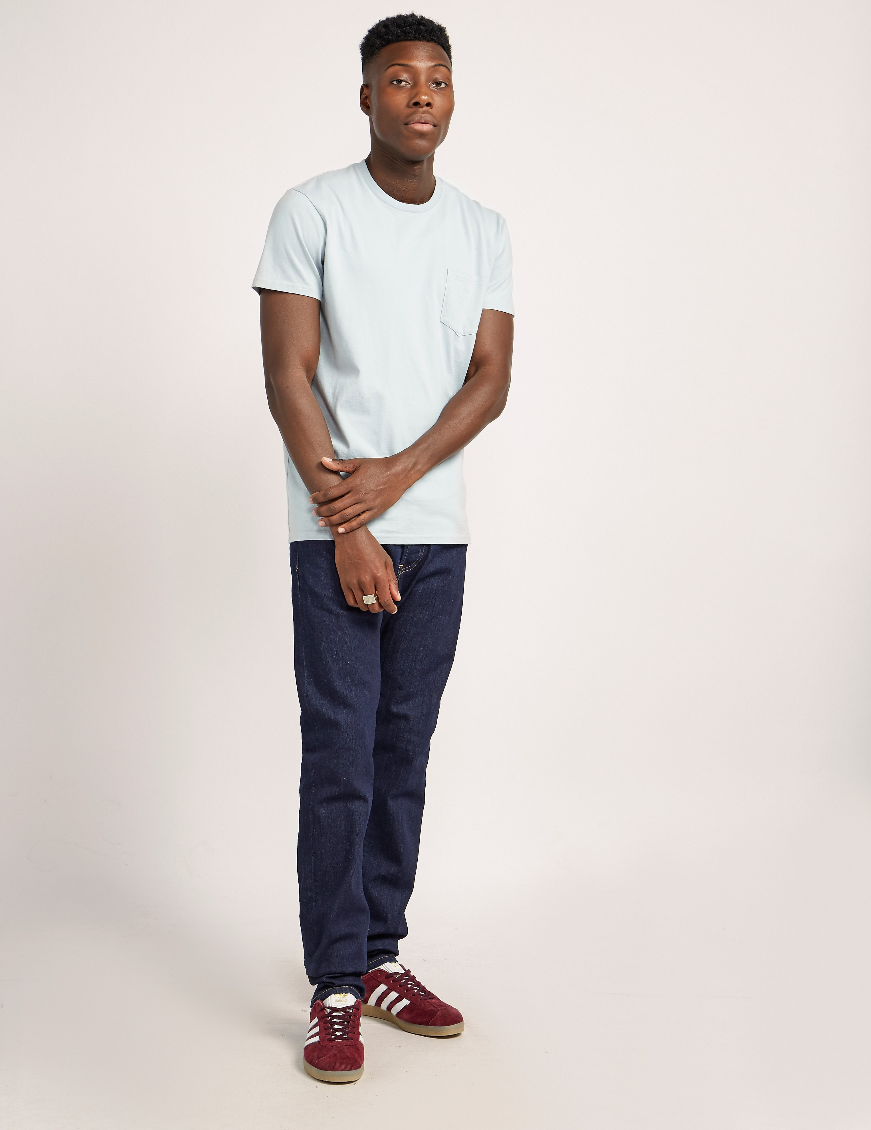 Edwin ED80 Slim Tapered Stretch Jeans