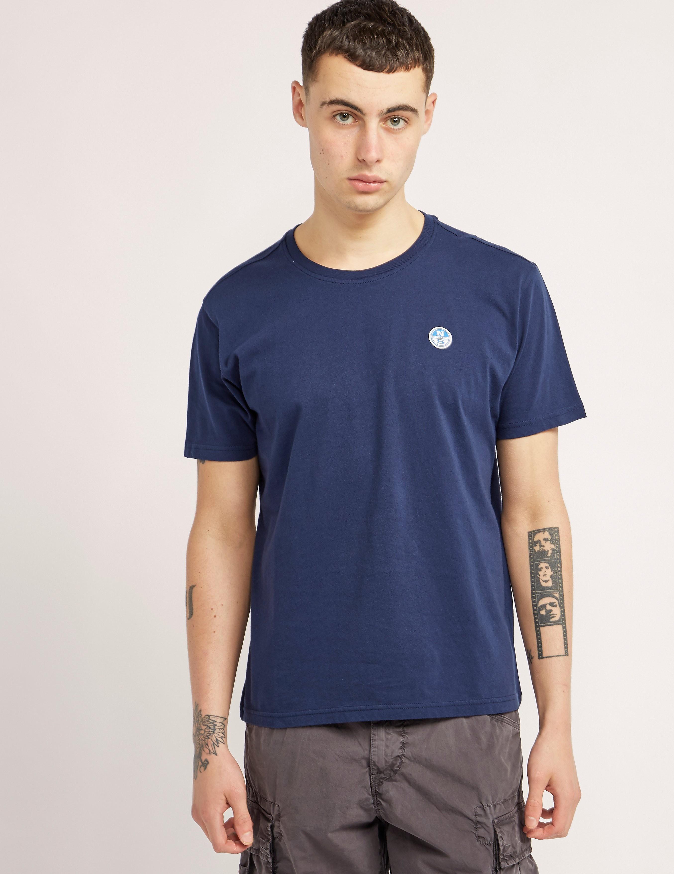 NORTH SAILS Short Sleeve Logo T-Shirt