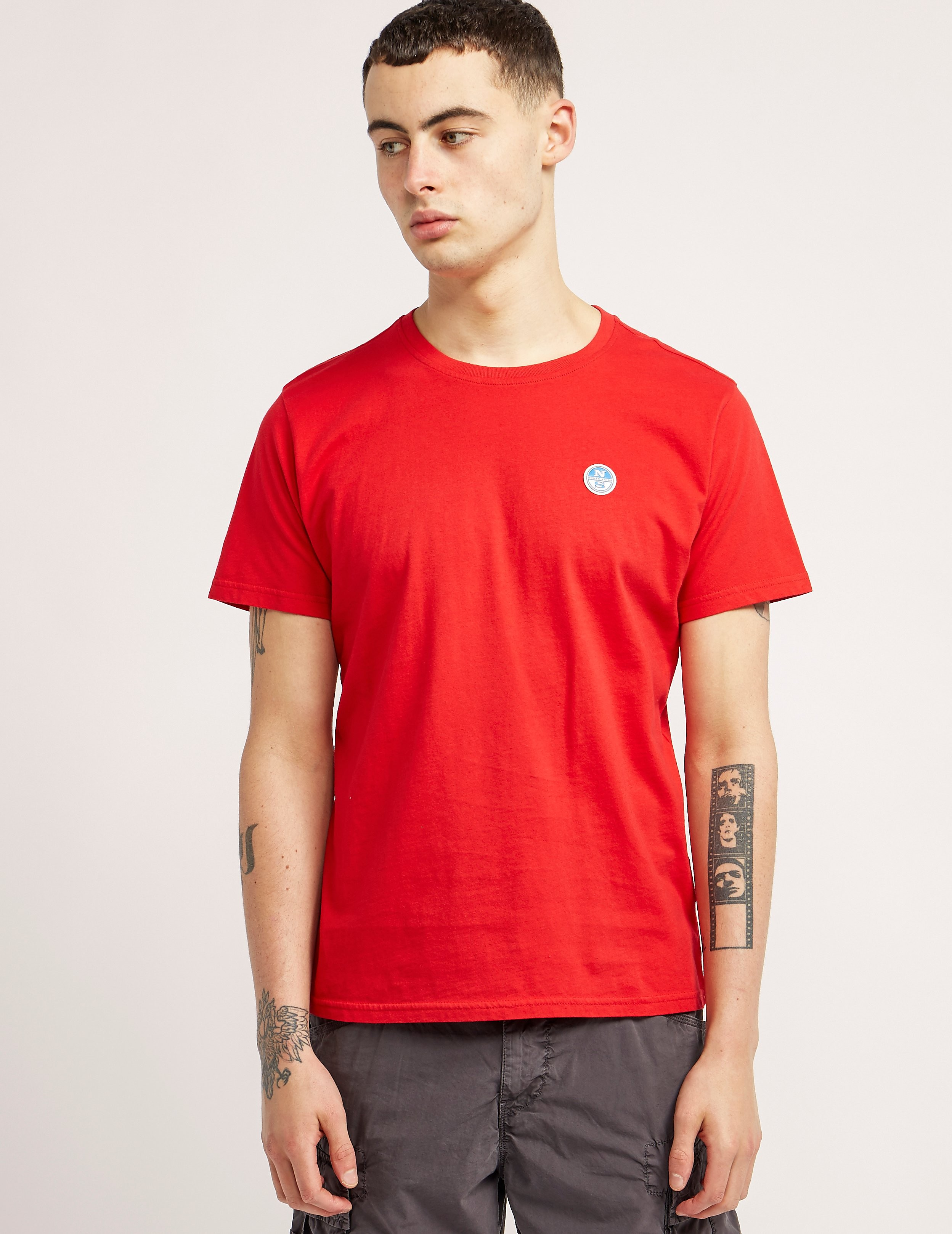 NORTH SAILS Logo T-Shirt