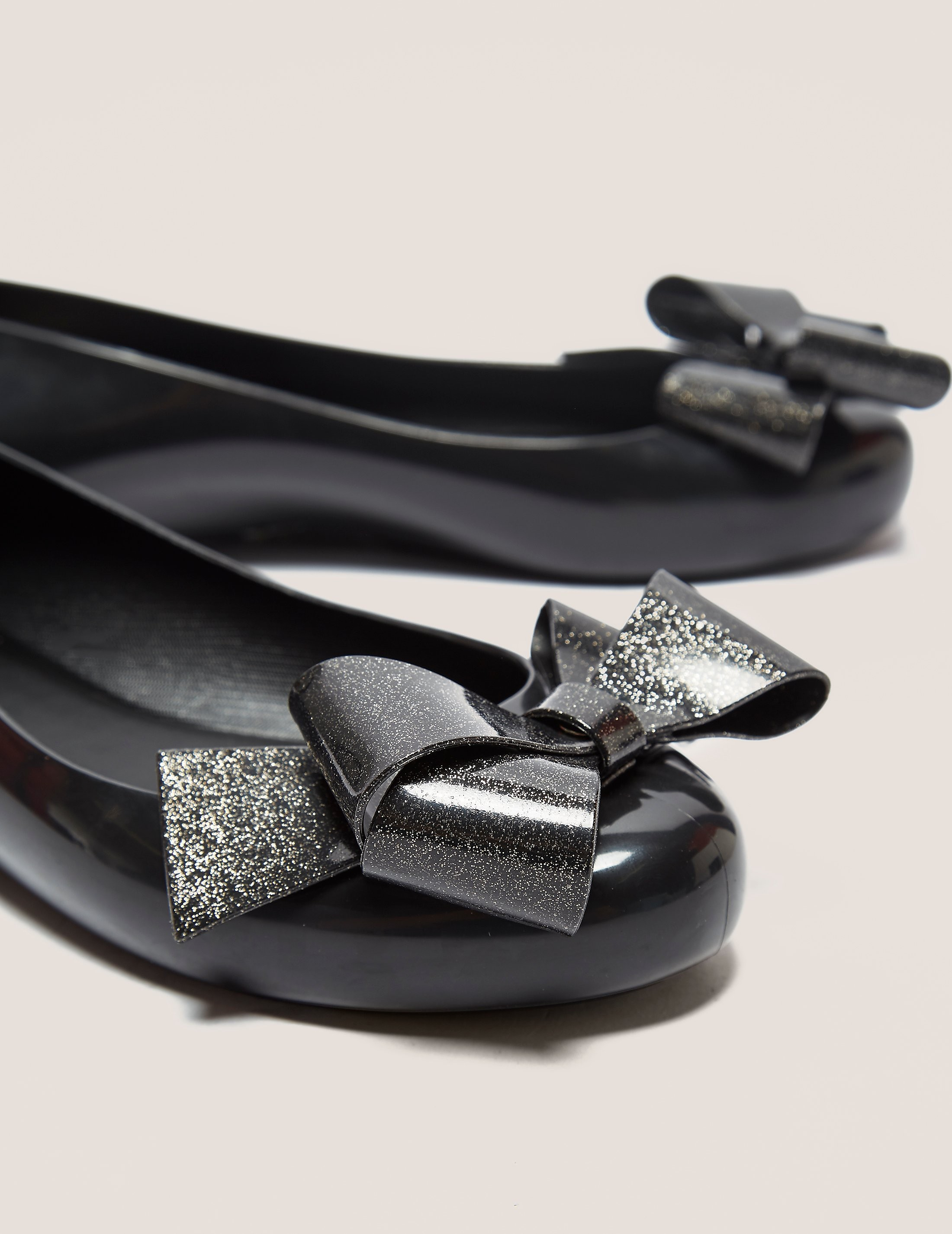 Melissa Space Love Ribbon Glitter Bow