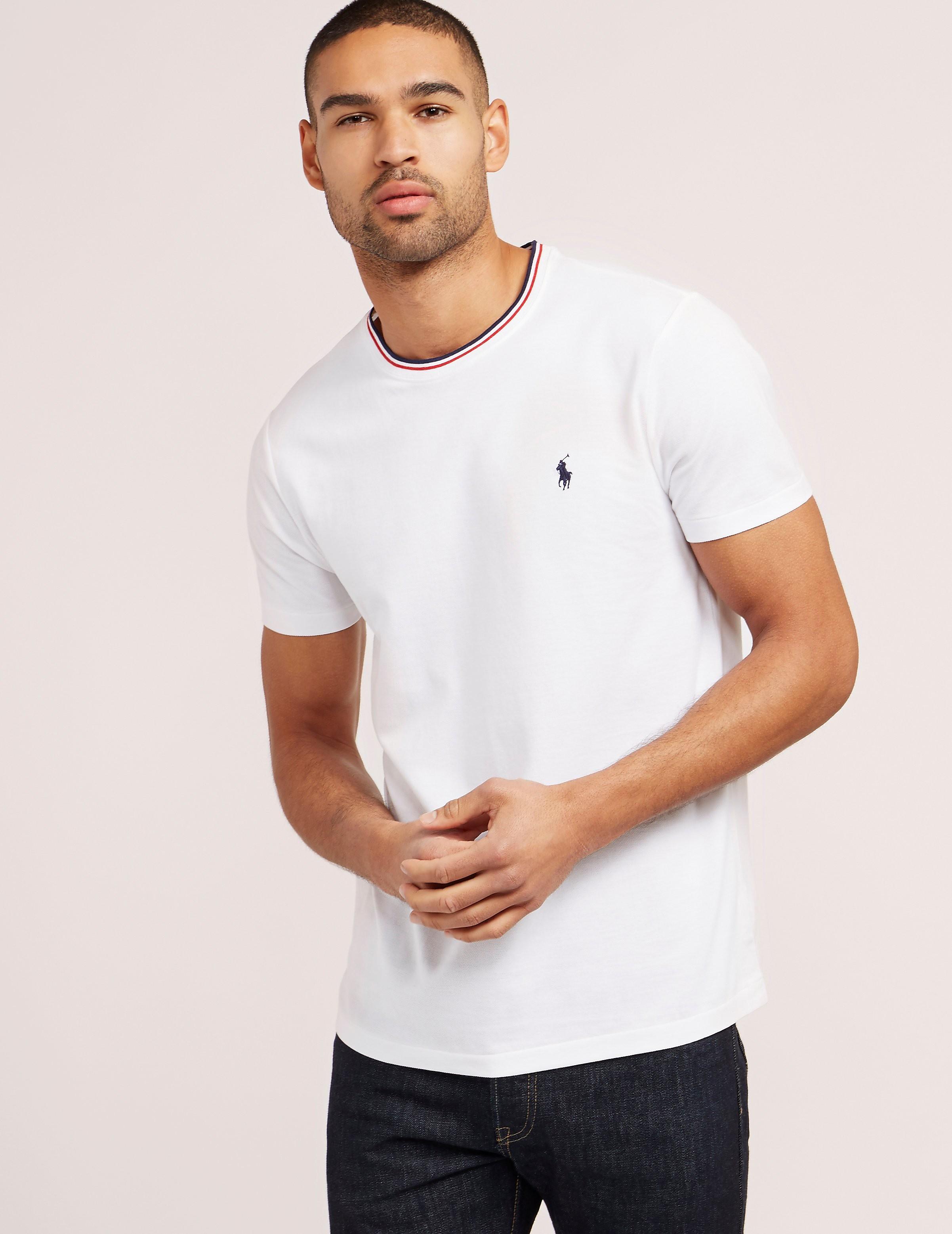 Polo Ralph Lauren Tipped T-Shirt