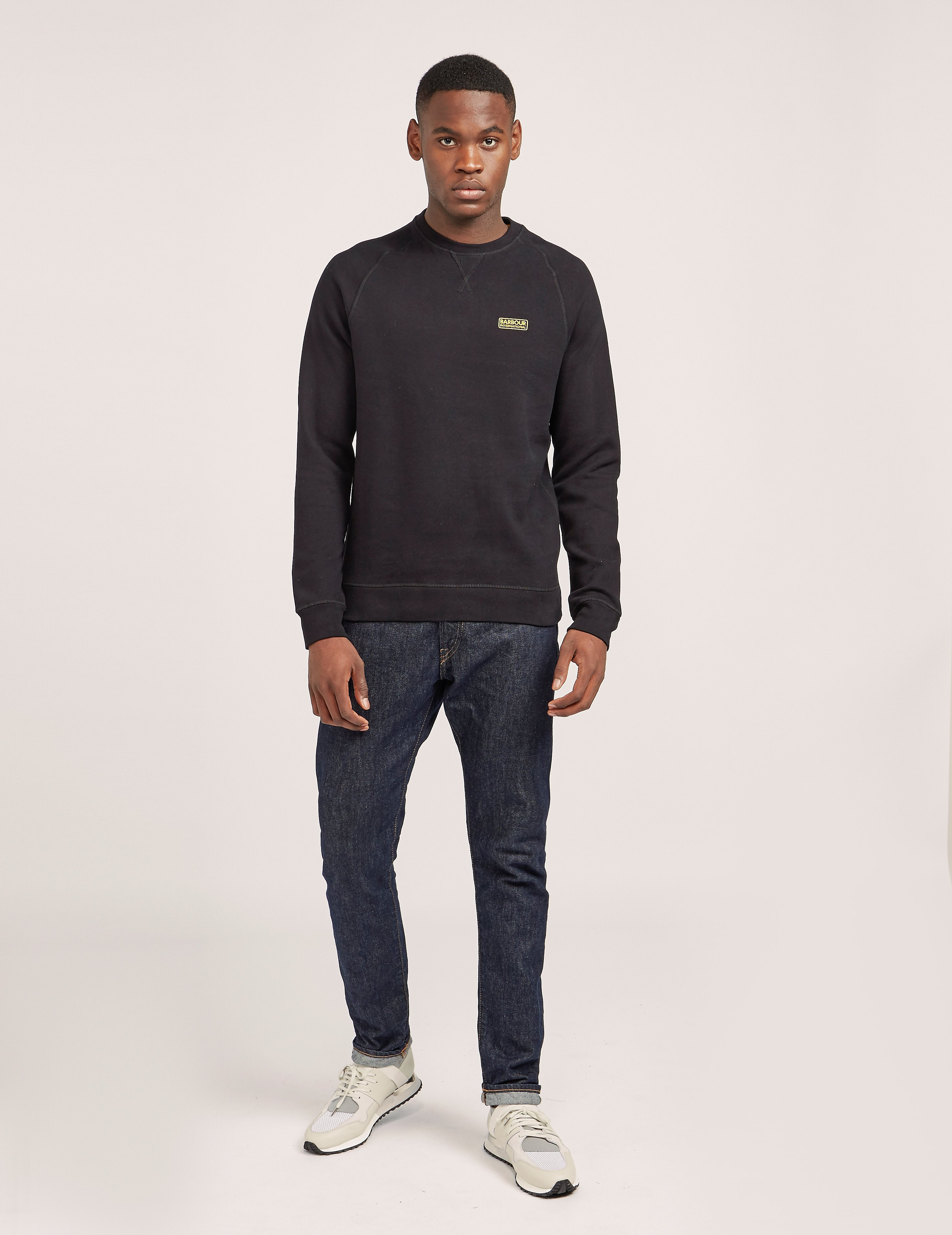 Barbour International Logo Sweatshirt