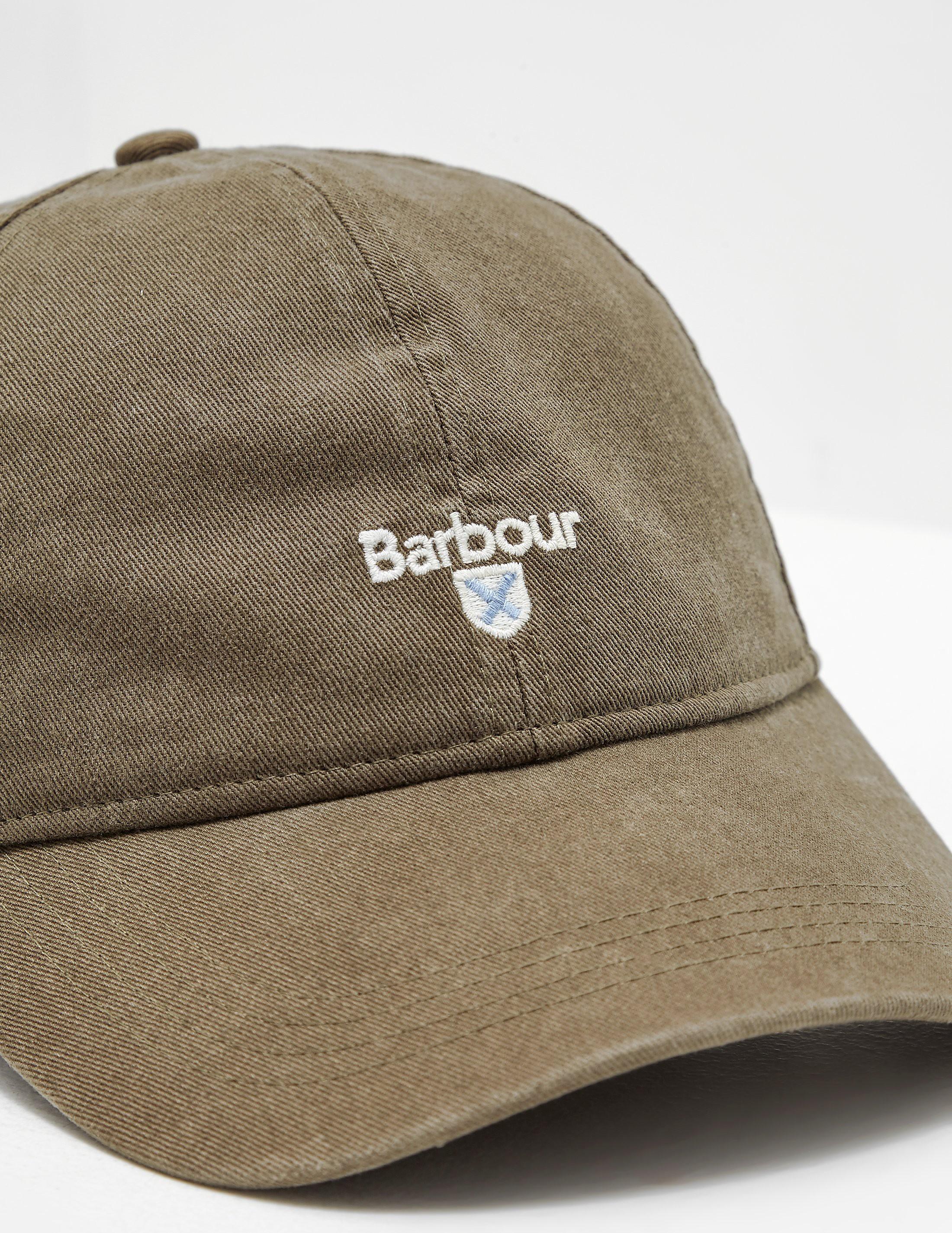 Barbour Cascase Sports Cap
