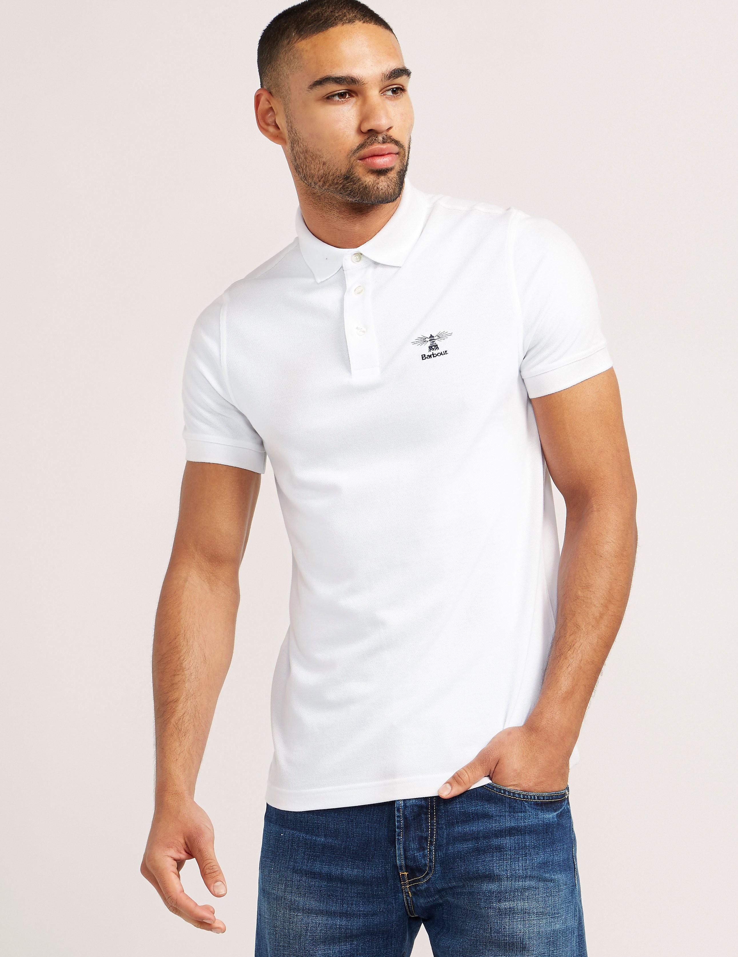 Barbour Joshua Short Sleeve Polo Shirt