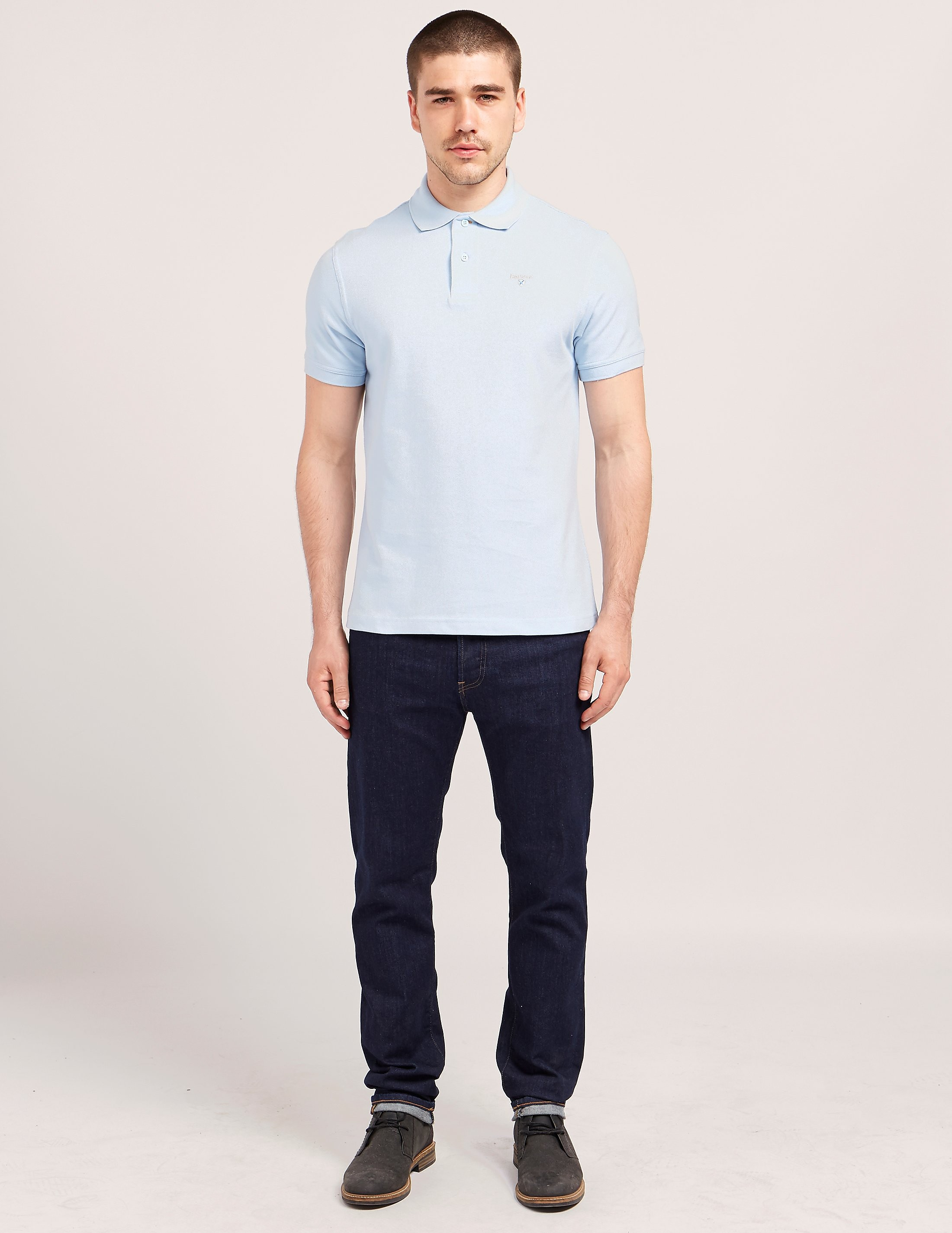 Barbour Sports Short Sleeve Polo Shirt