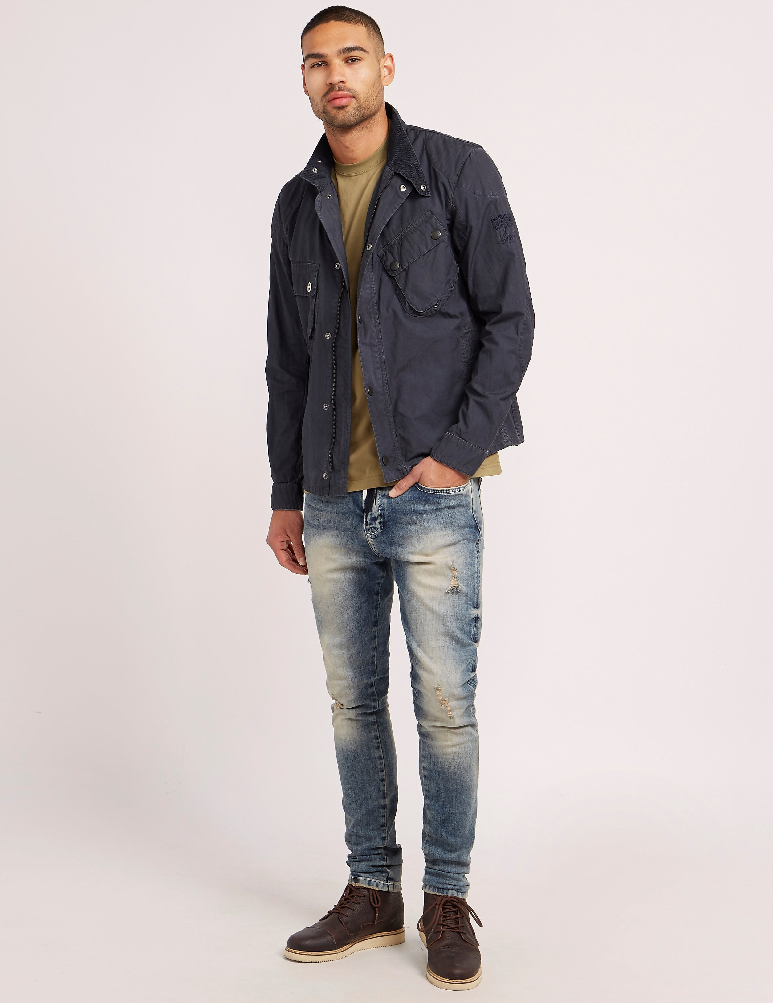 Barbour International Washed 9665 Jacket