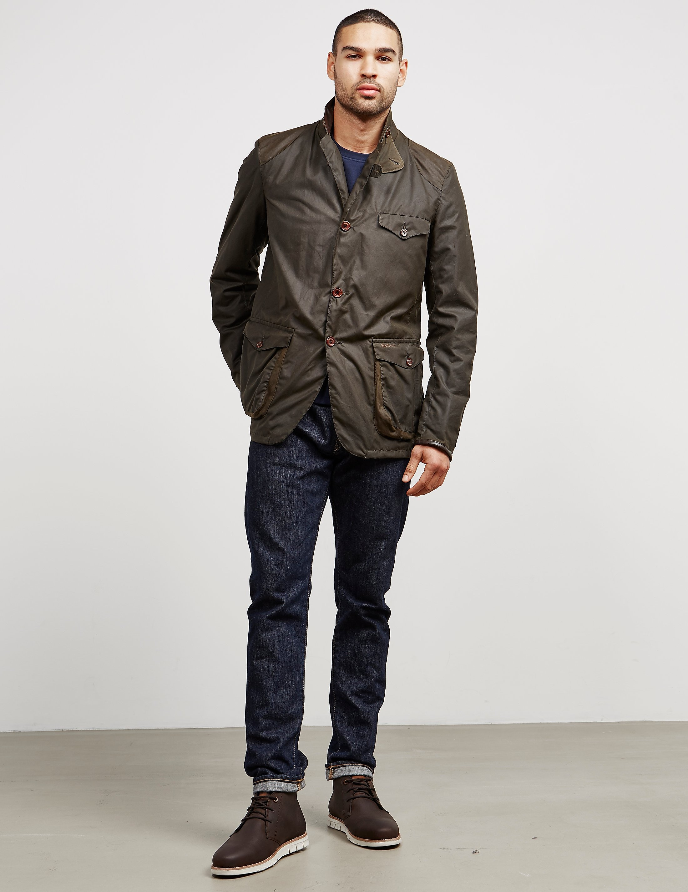 Barbour Beacon Sports Wax Jacket