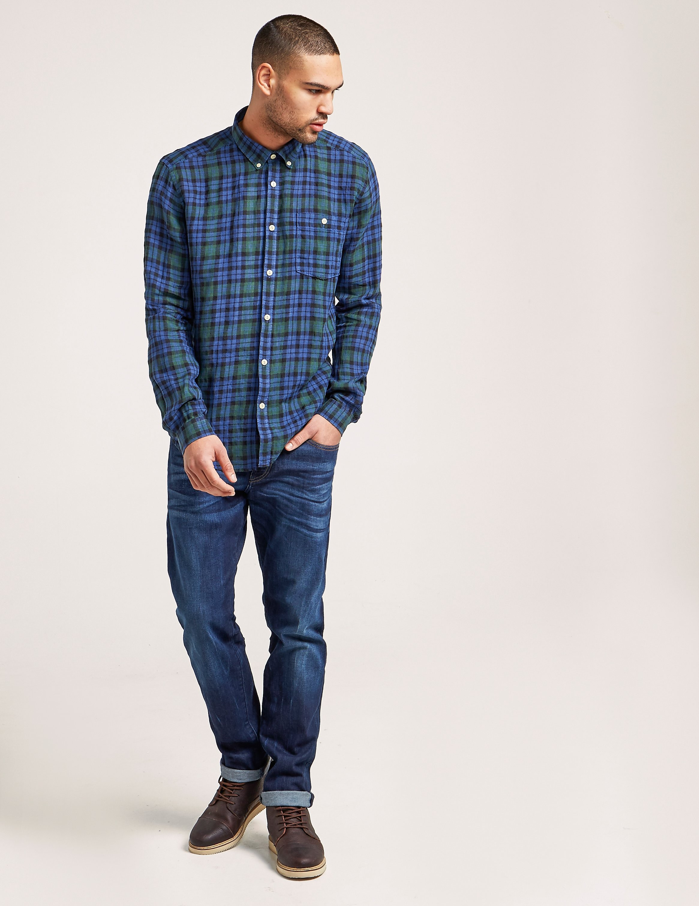 Barbour William Shirt