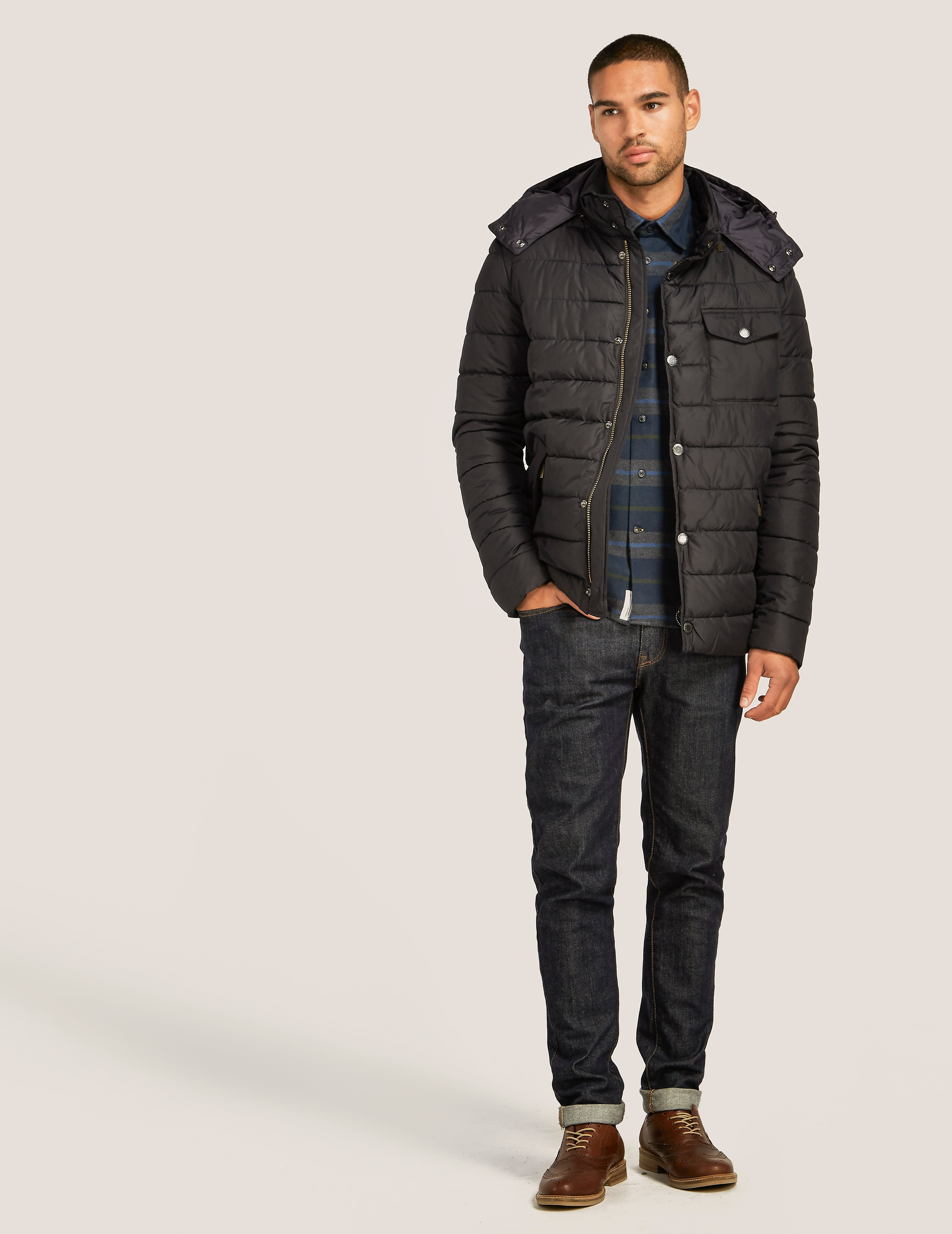 Barbour Cowl Quilted Jacket