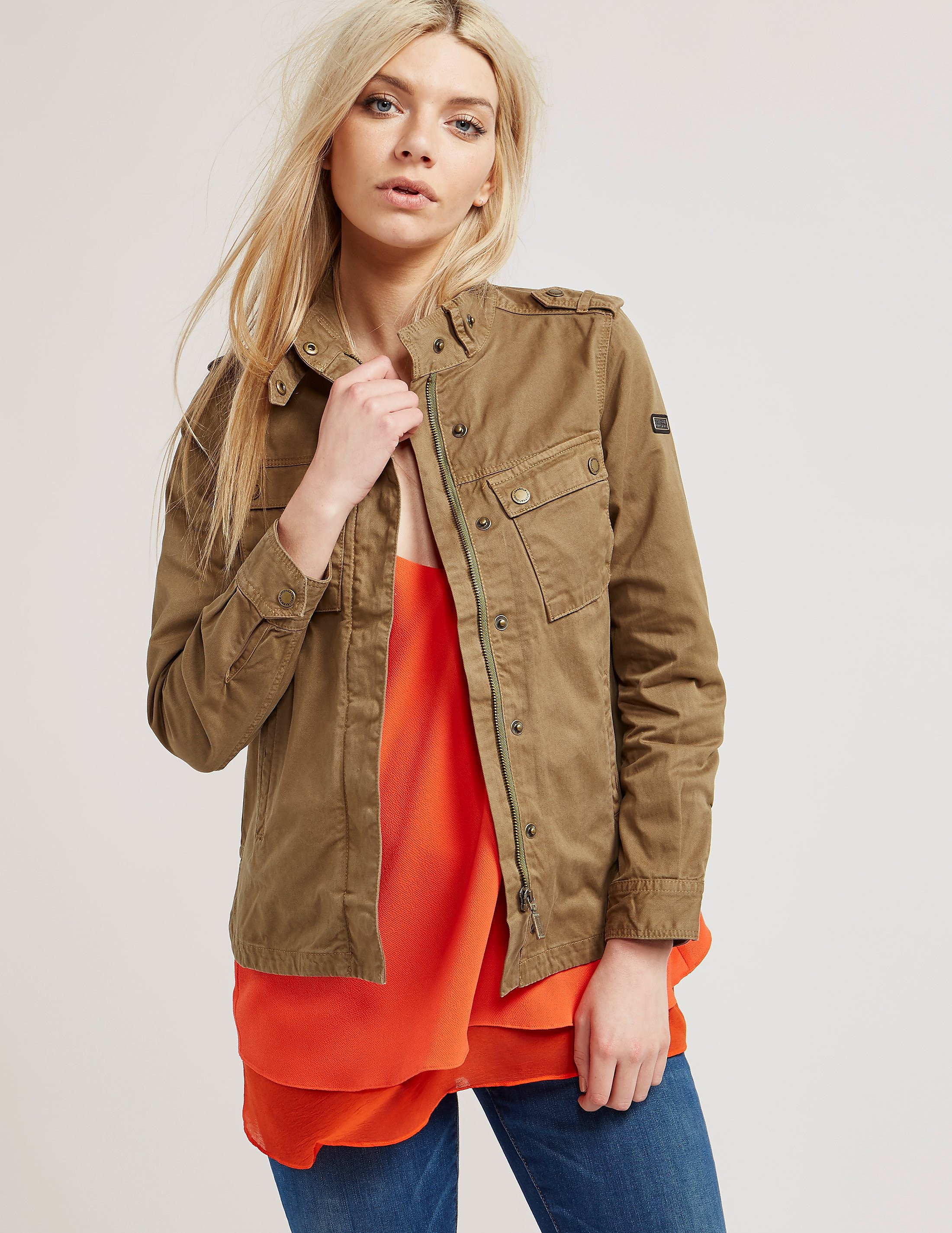 Barbour International Tachometer Casual Jacket