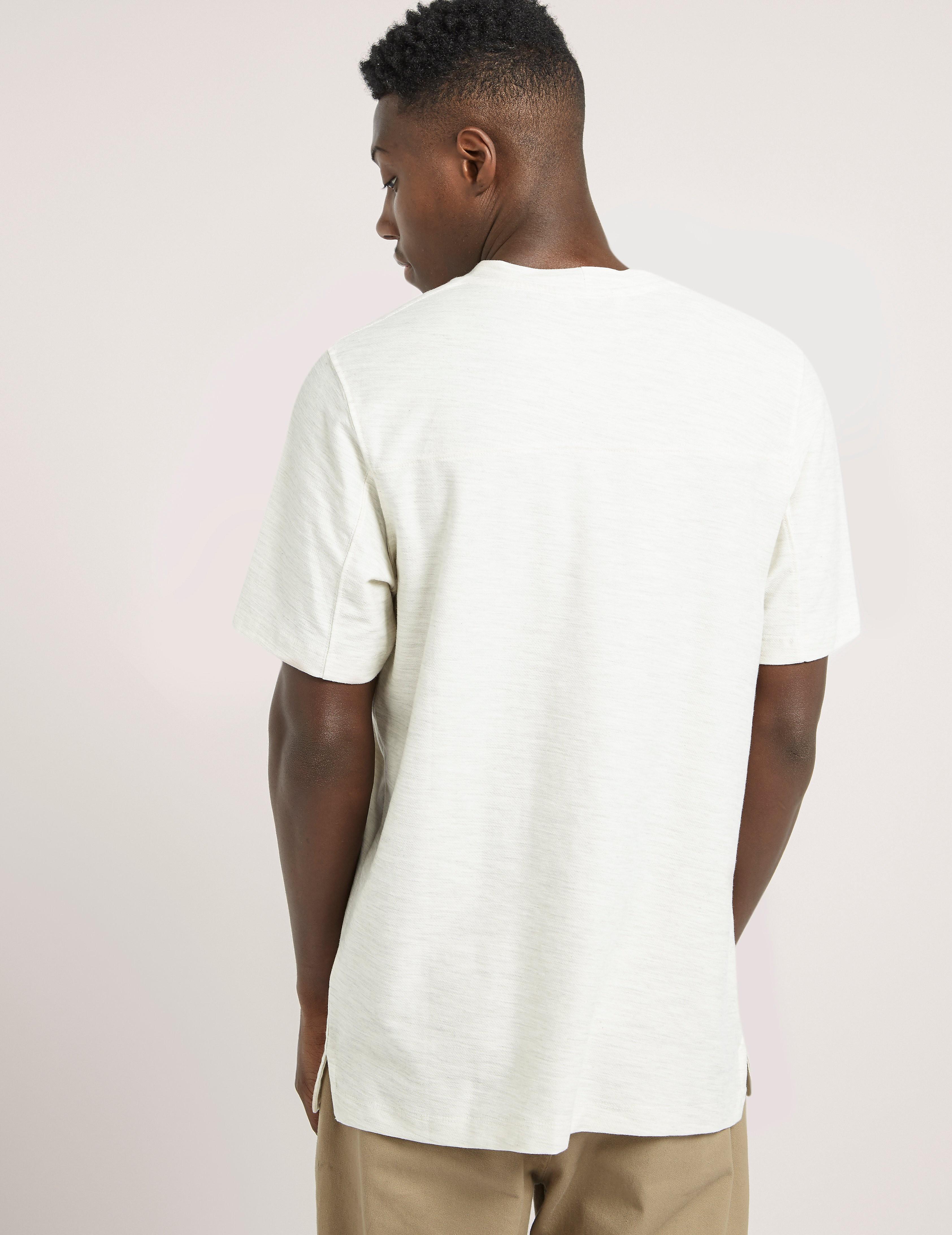 Samsoe & Samsoe Slub Short Sleeve T-Shirt