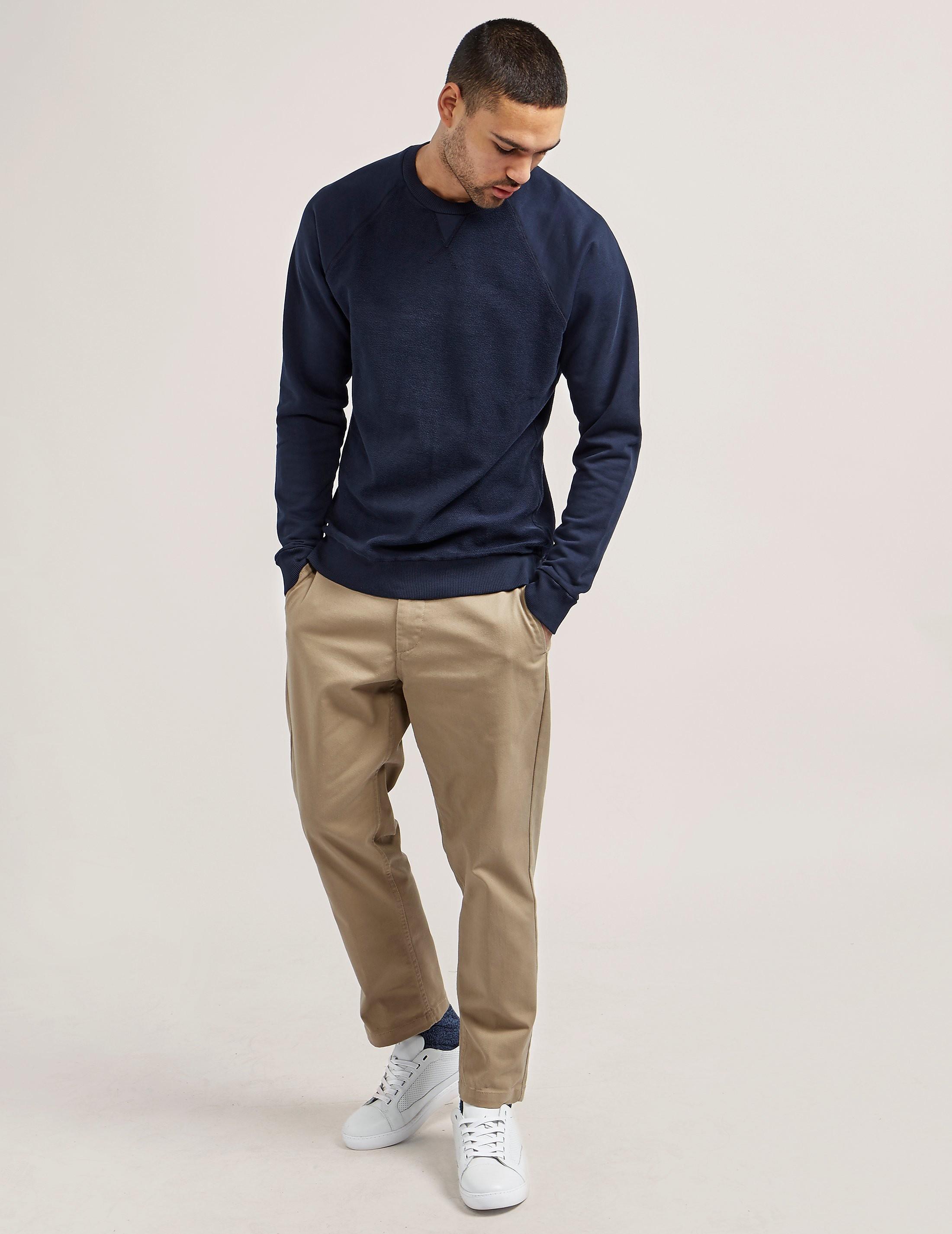 Samsoe & Samsoe Reverse Panel Sweatshirt