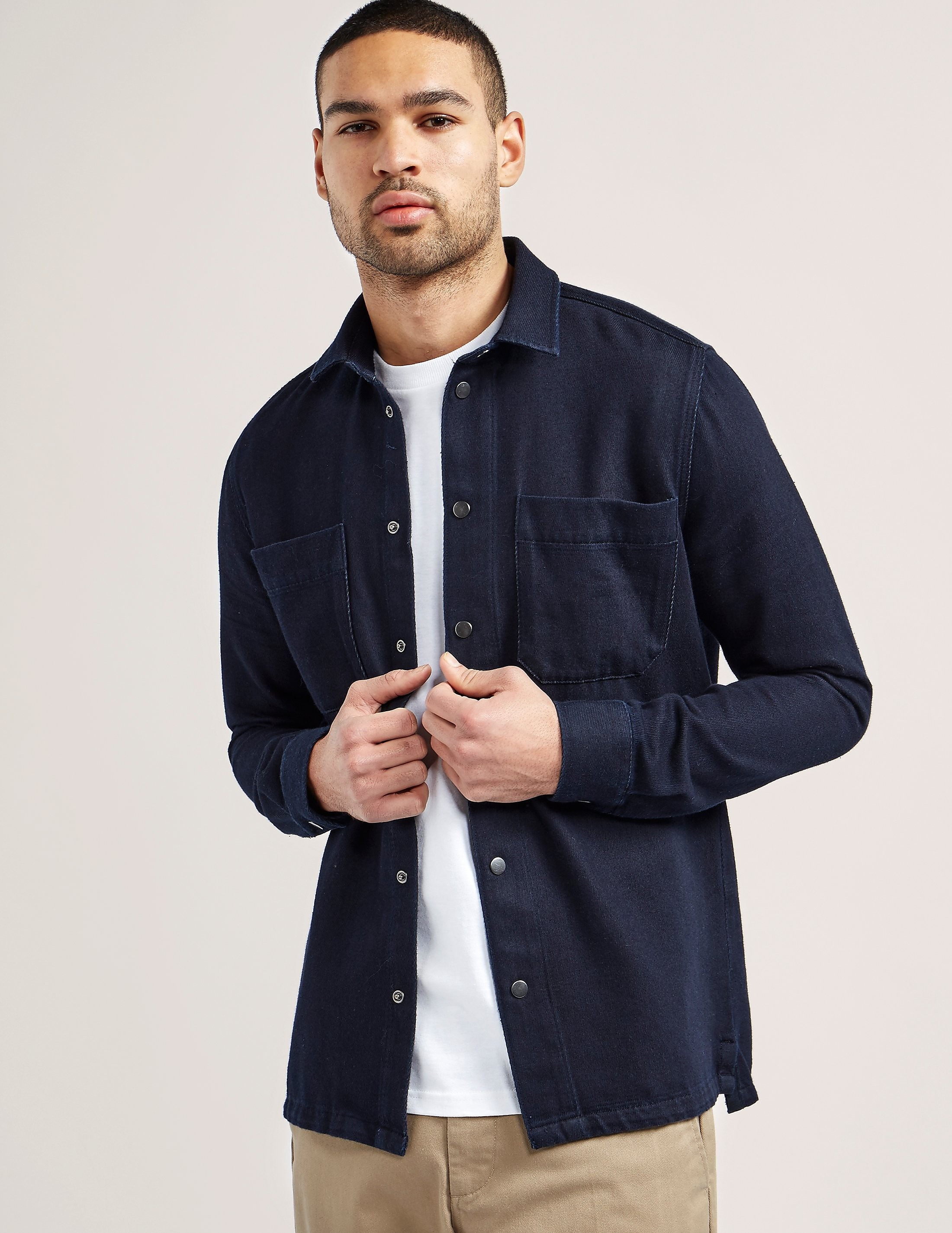 Samsoe & Samsoe Button Overshirt