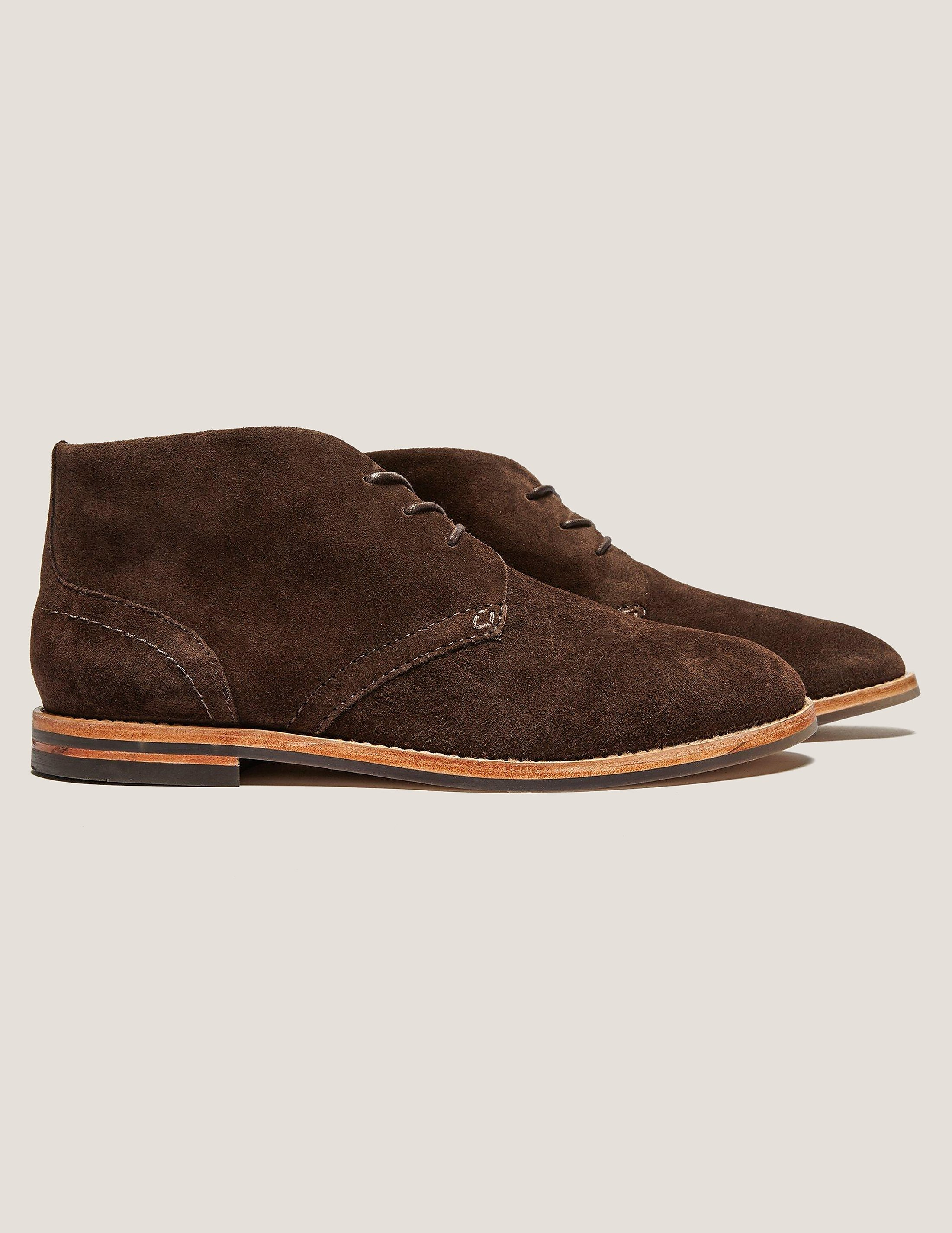 H by Hudson Houghton Suede Shoes