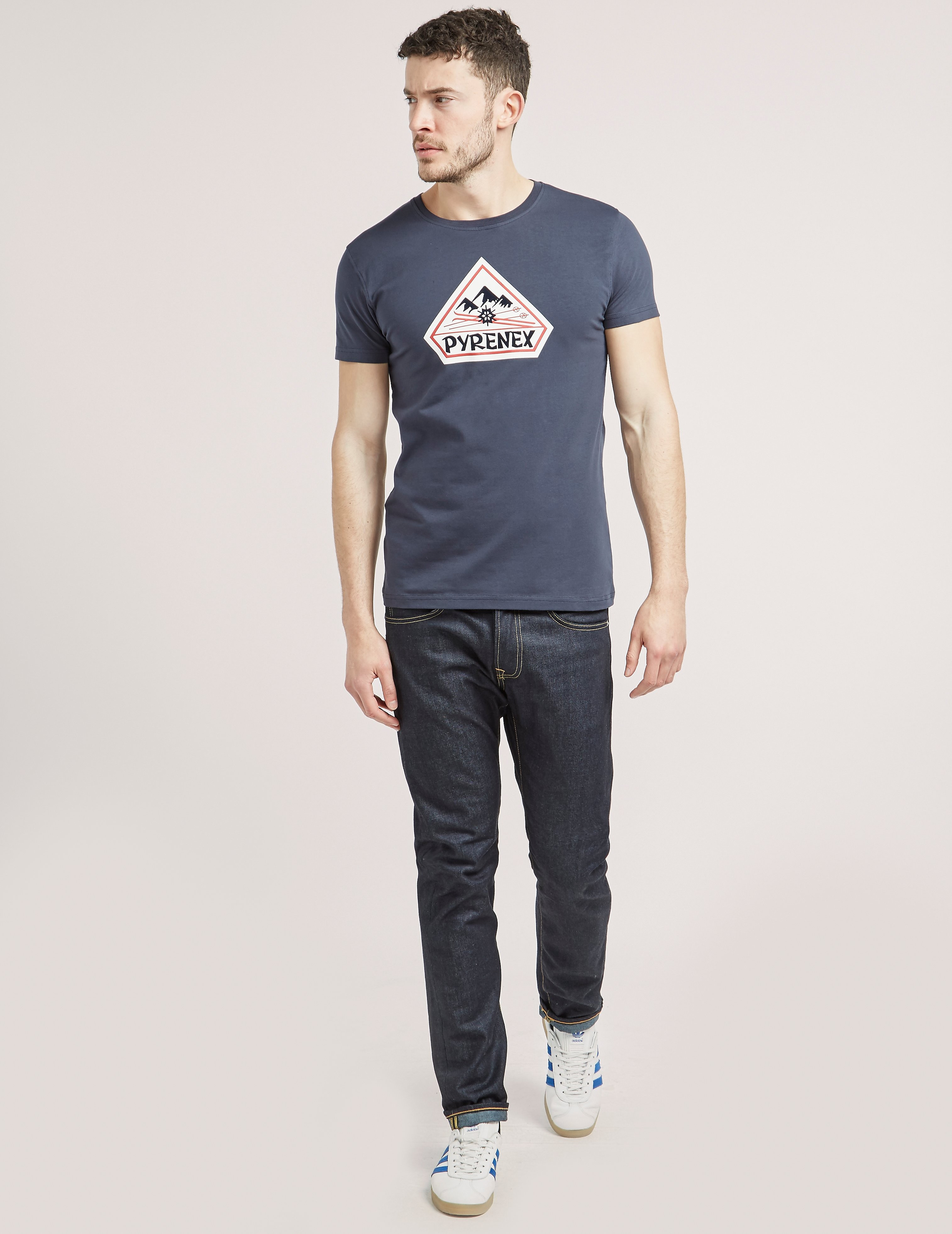 Pyrenex Short Sleeve Print T-Shirt