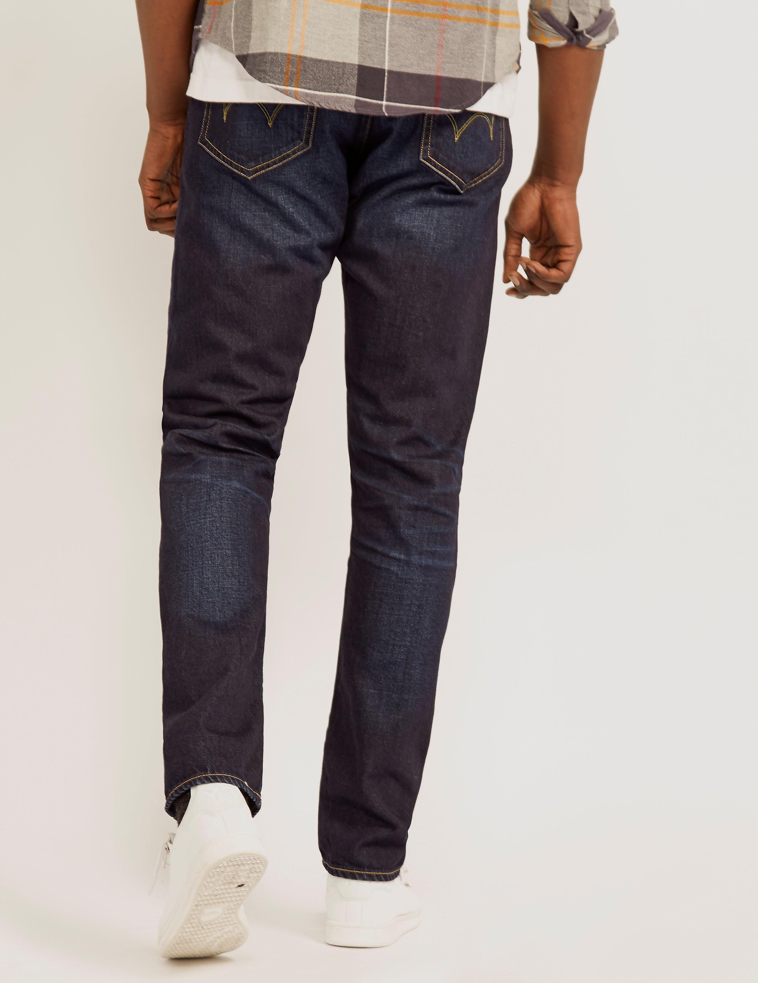 Edwin ED45 Coal Wash Jeans