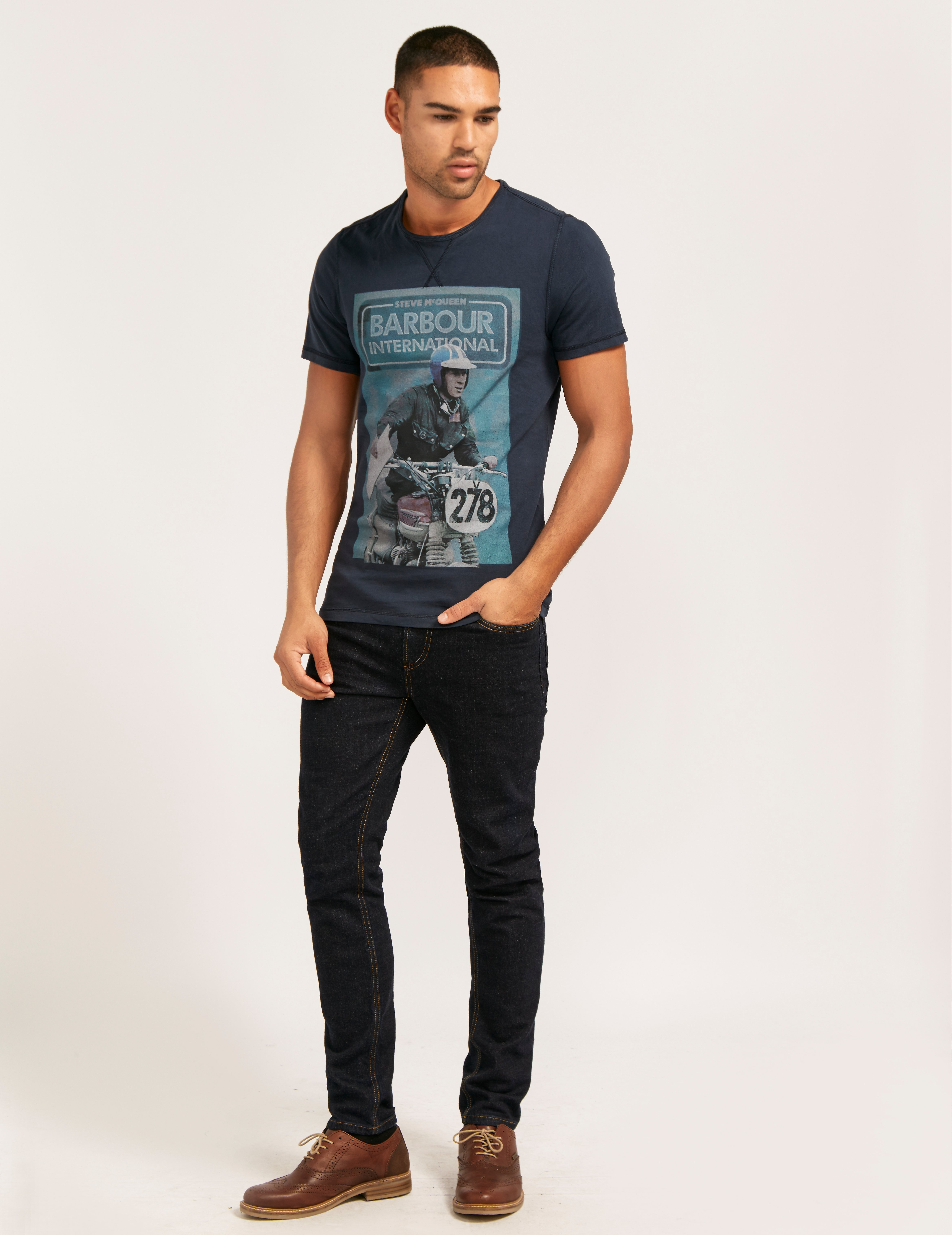 Barbour Control T-Shirt