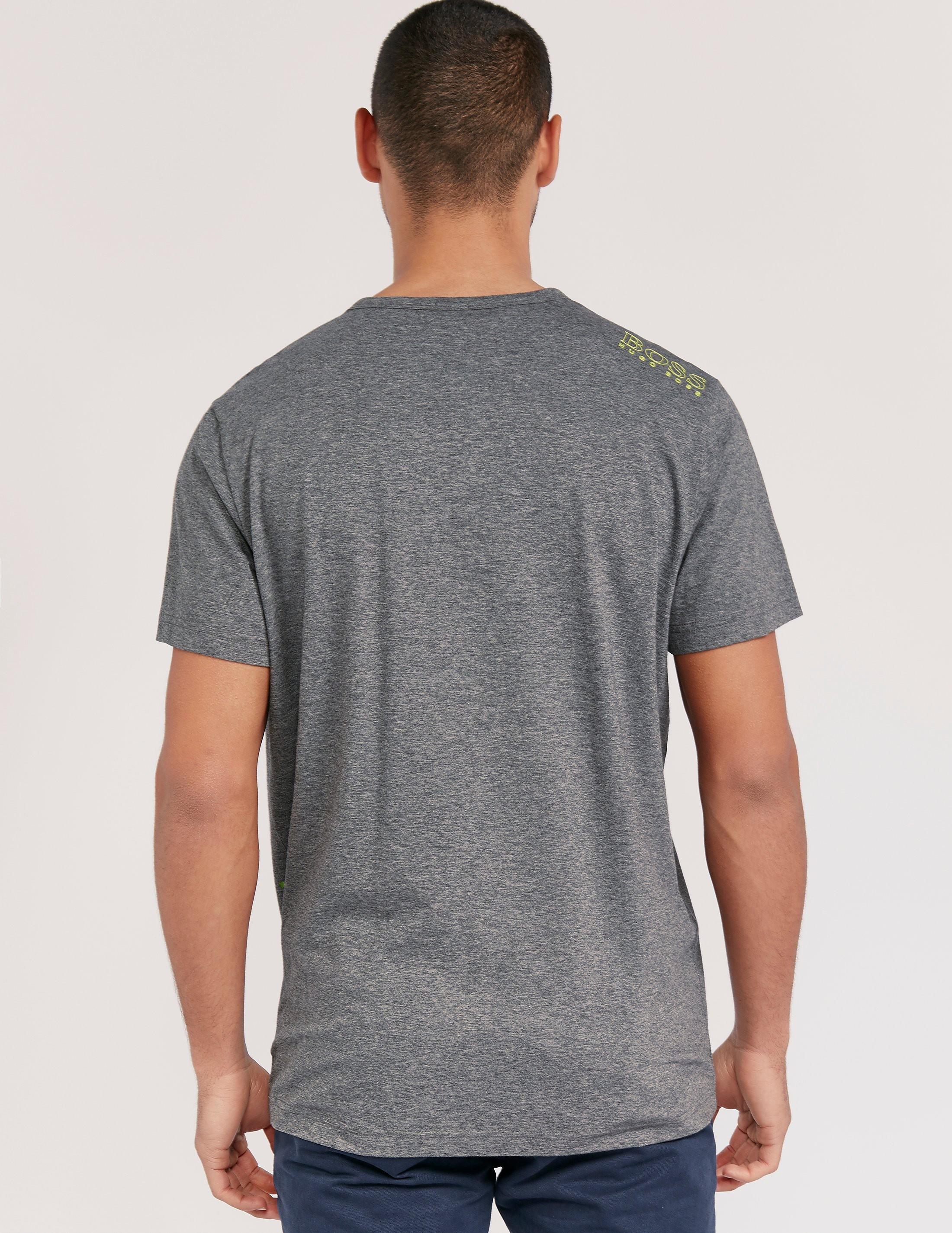 BOSS Green Logo Short Sleeve T-Shirt