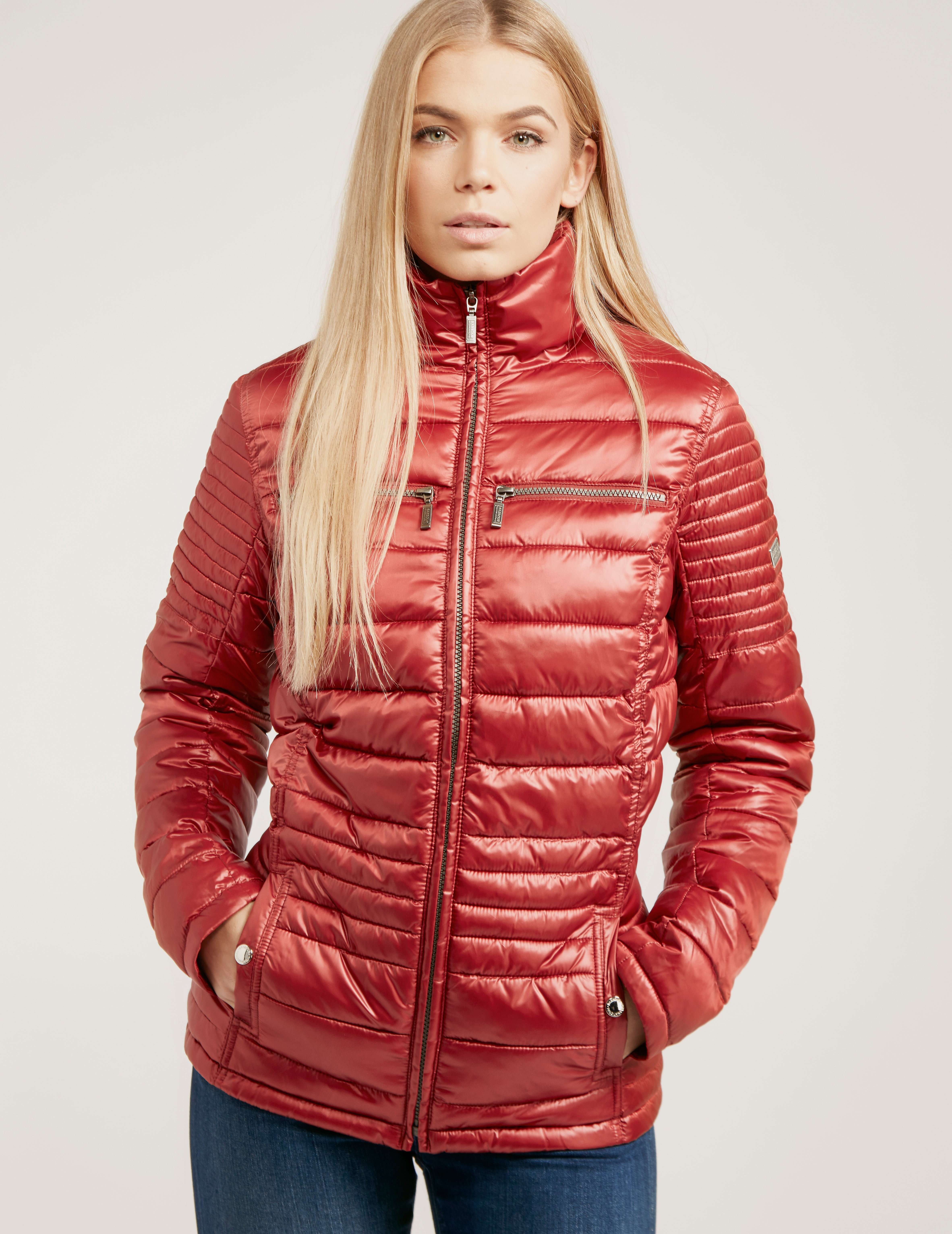 Barbour Camber Quilted Jacket