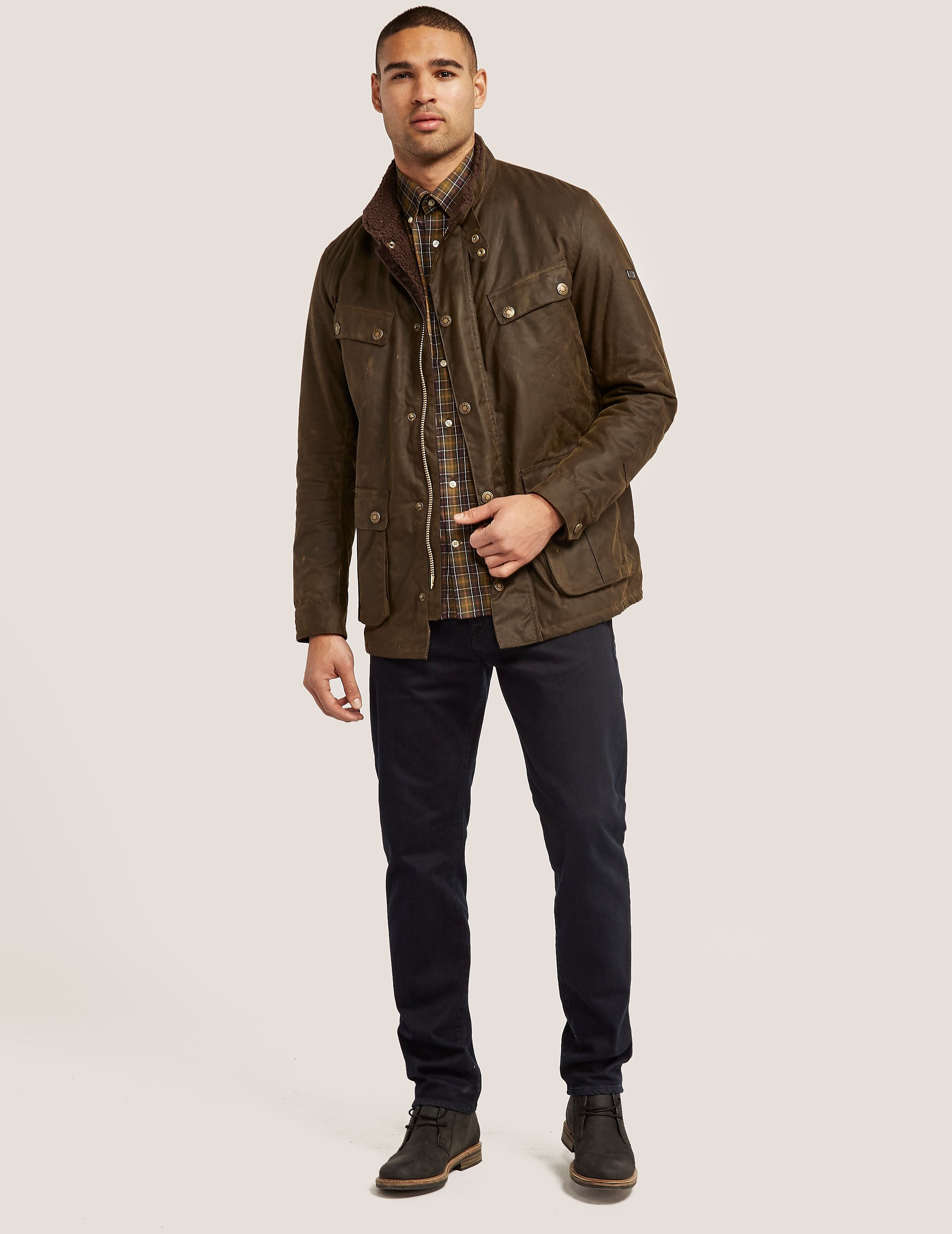 Barbour Earl 30 Year Special Jacket