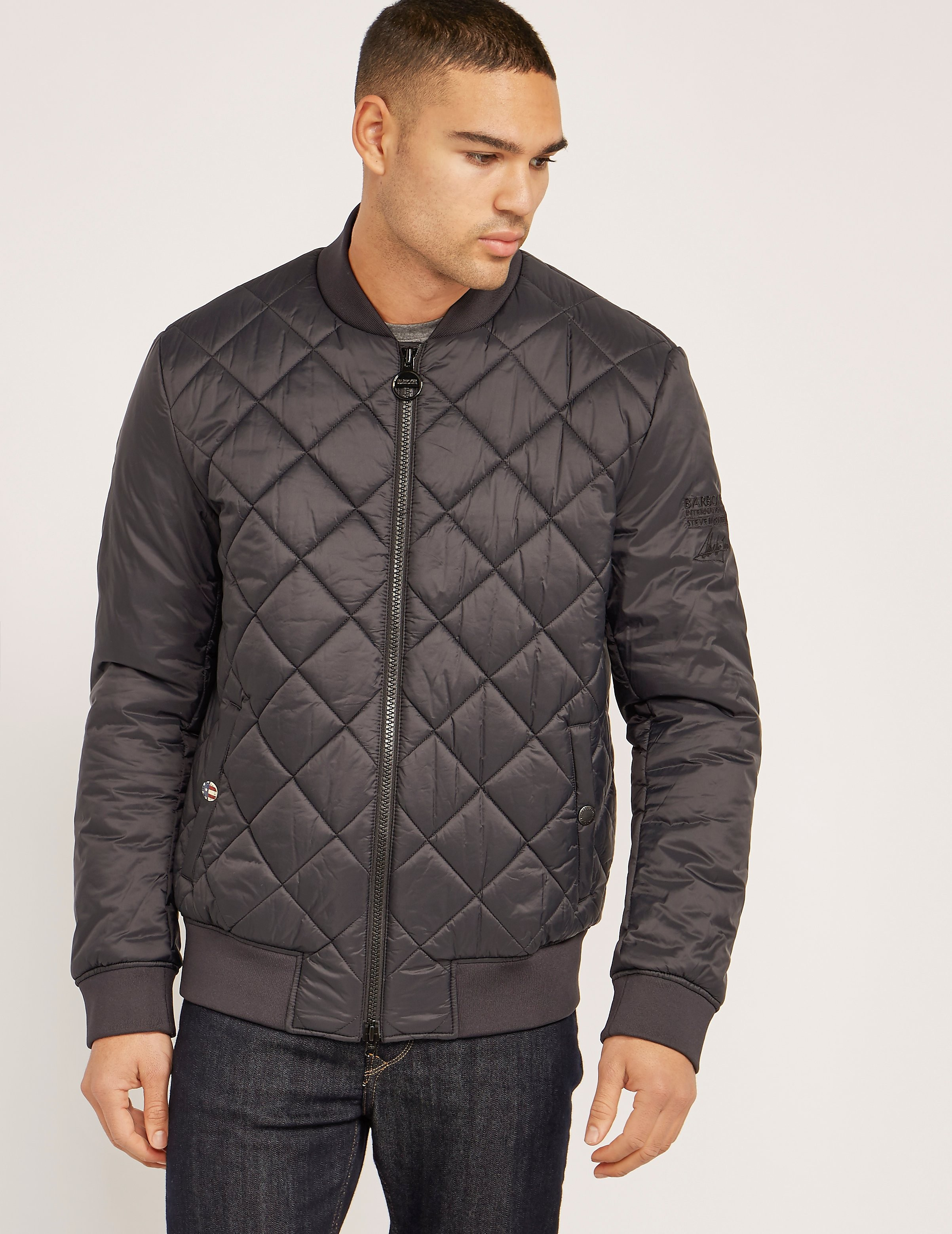 Barbour SMQ Quilted Jacket