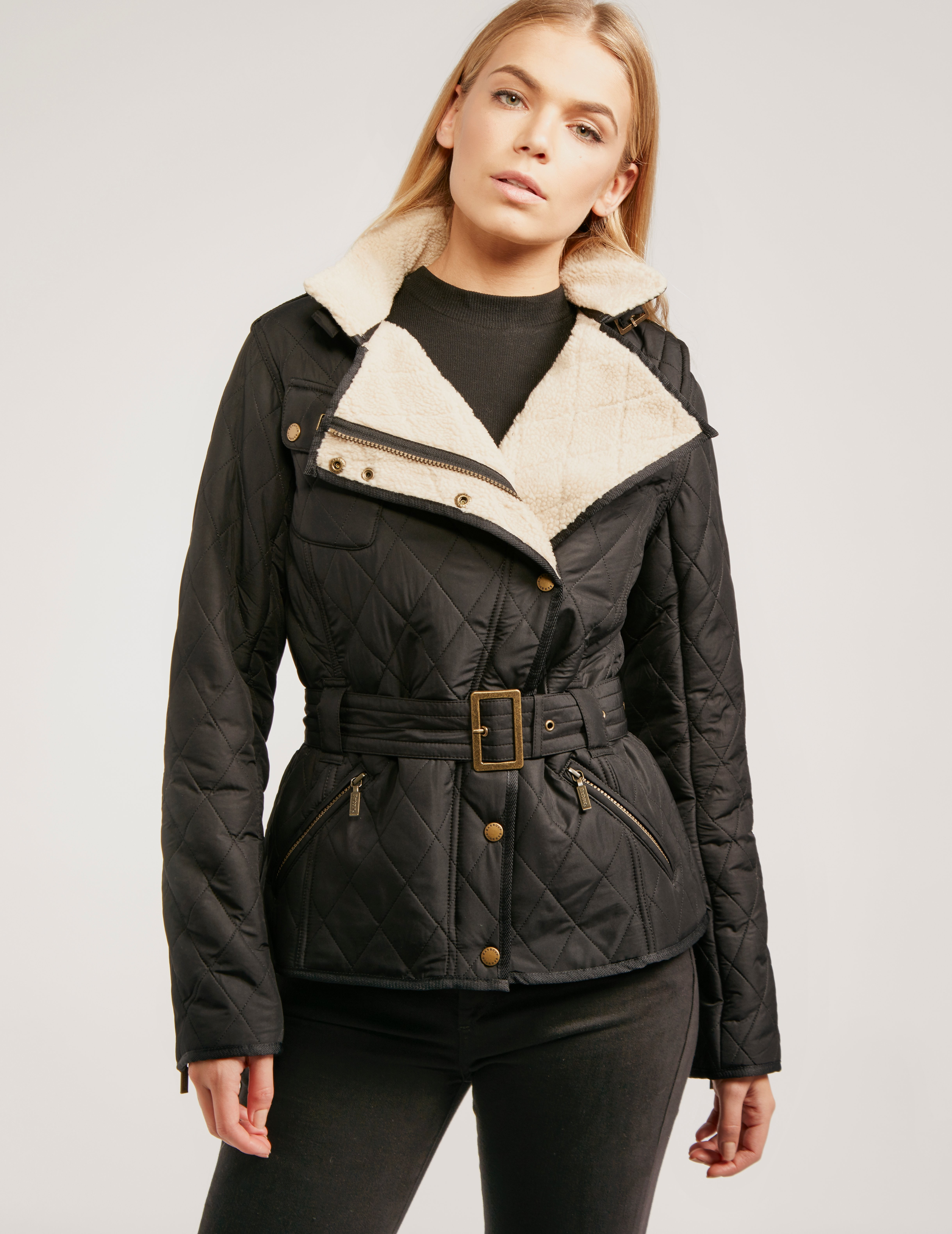 Barbour Matlock Quilted Jacket