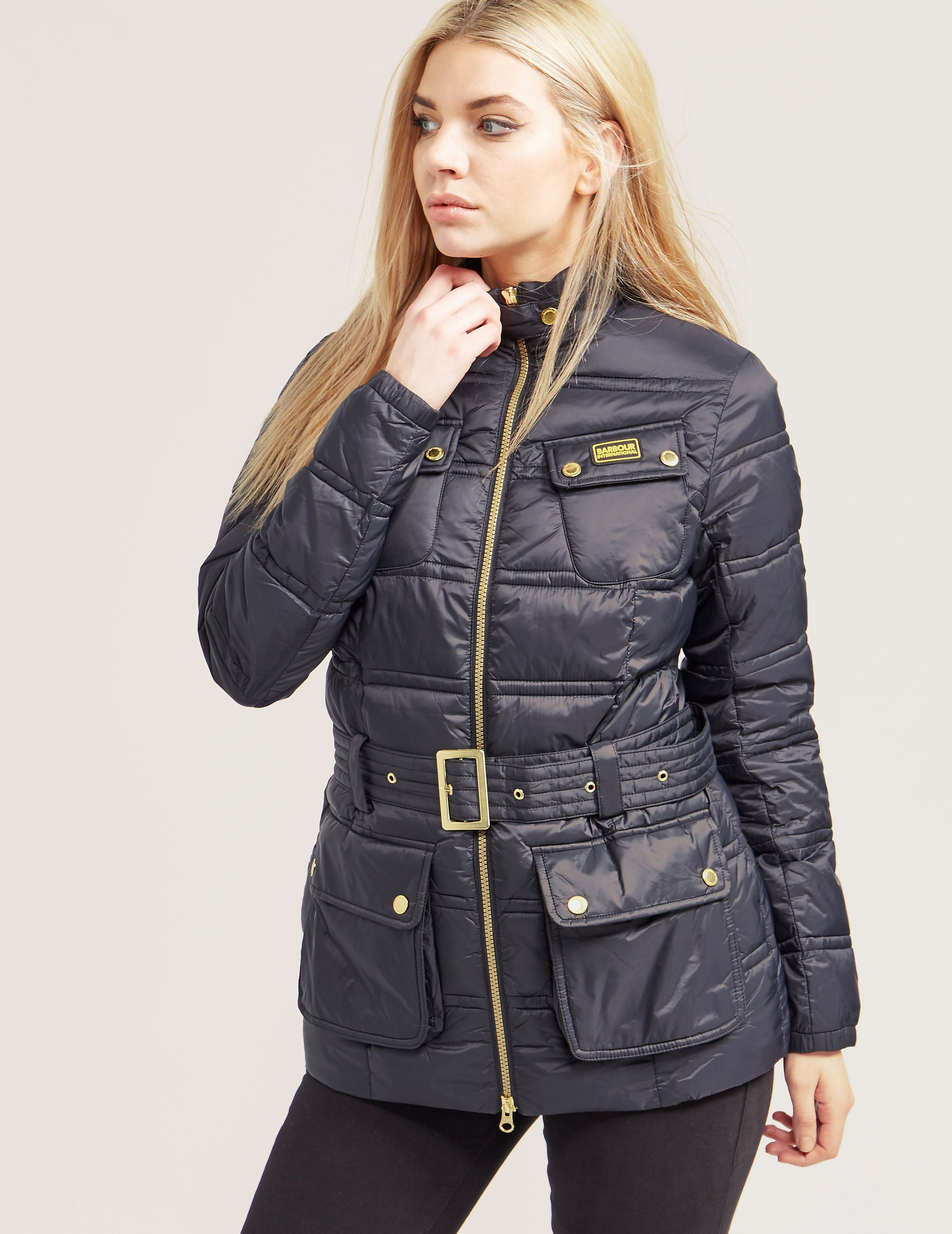 Barbour Pannier Quilted Jacket