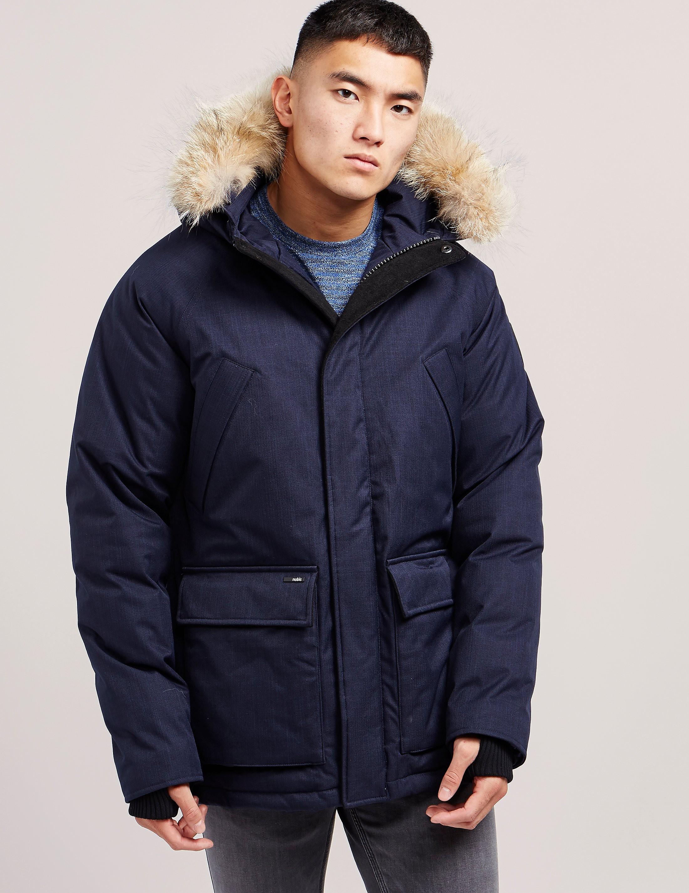 Nobis Heritage Padded Jacket