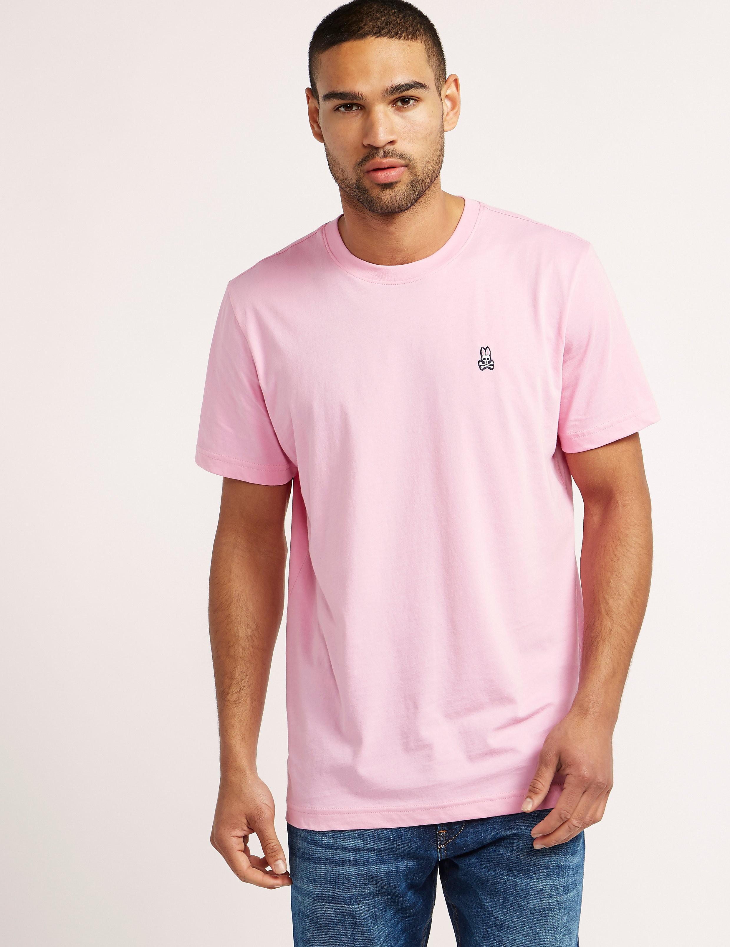 Psycho Bunny Basic Crew T-Shirt