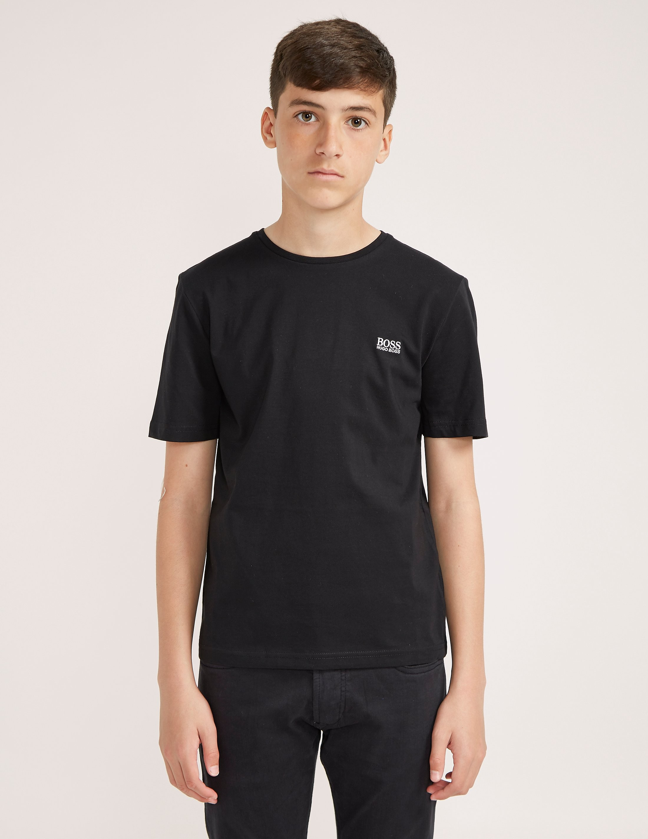BOSS Short Sleeve Logo T-Shirt
