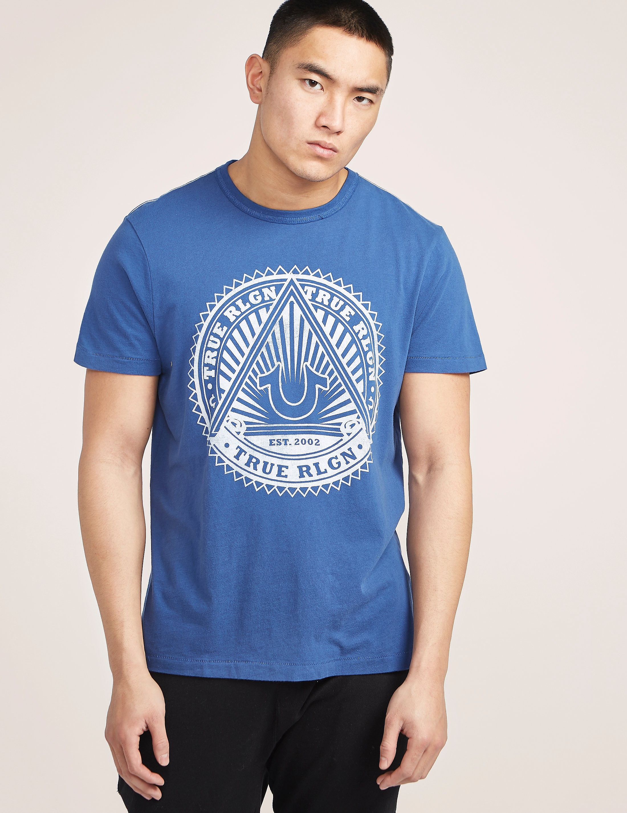True Religion Sunburst T-Shirt