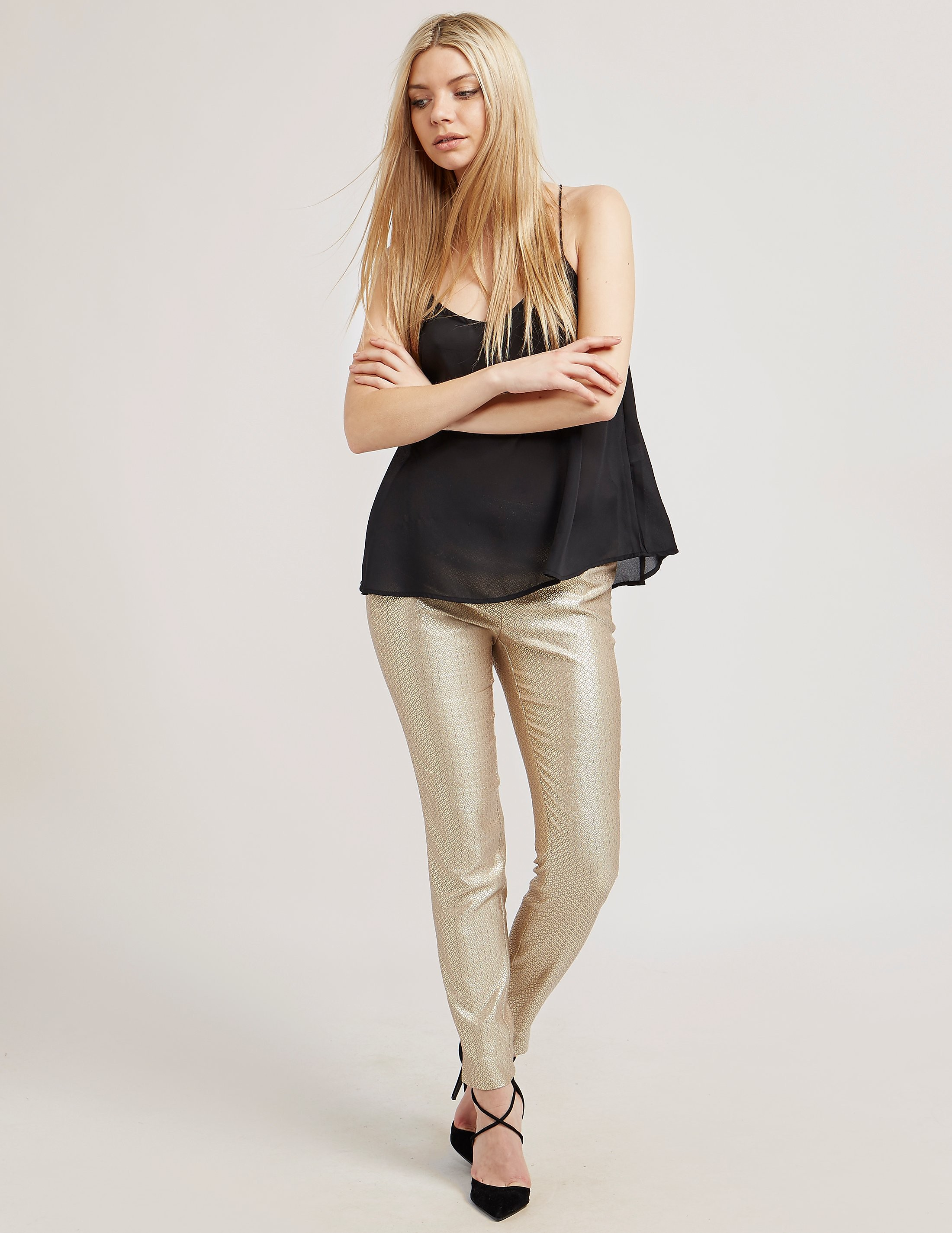 Ilse Jacobsen Ally Slim Trousers