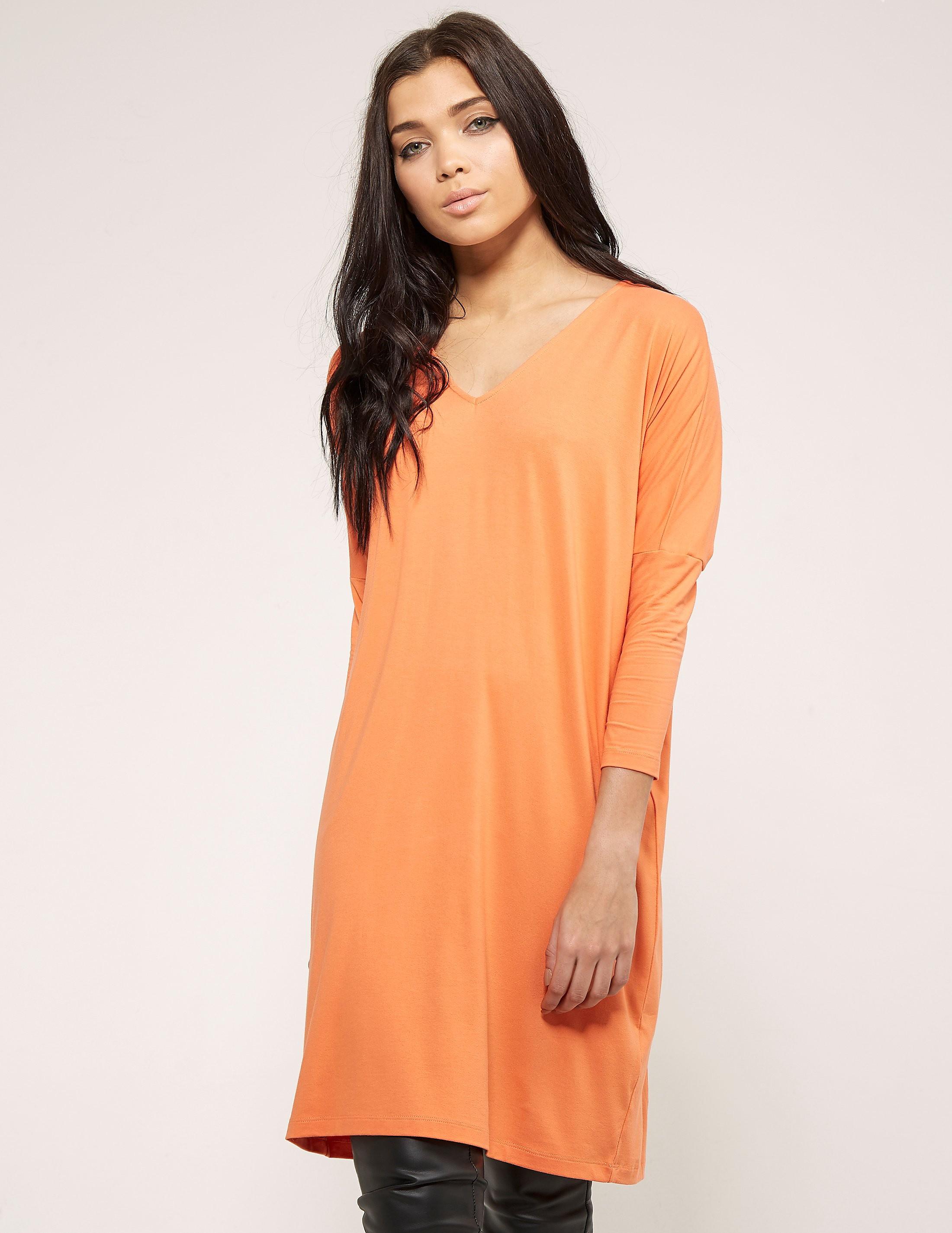Ilse Jacobsen 3/4 Sleeve T-Shirt Jersey Tunic