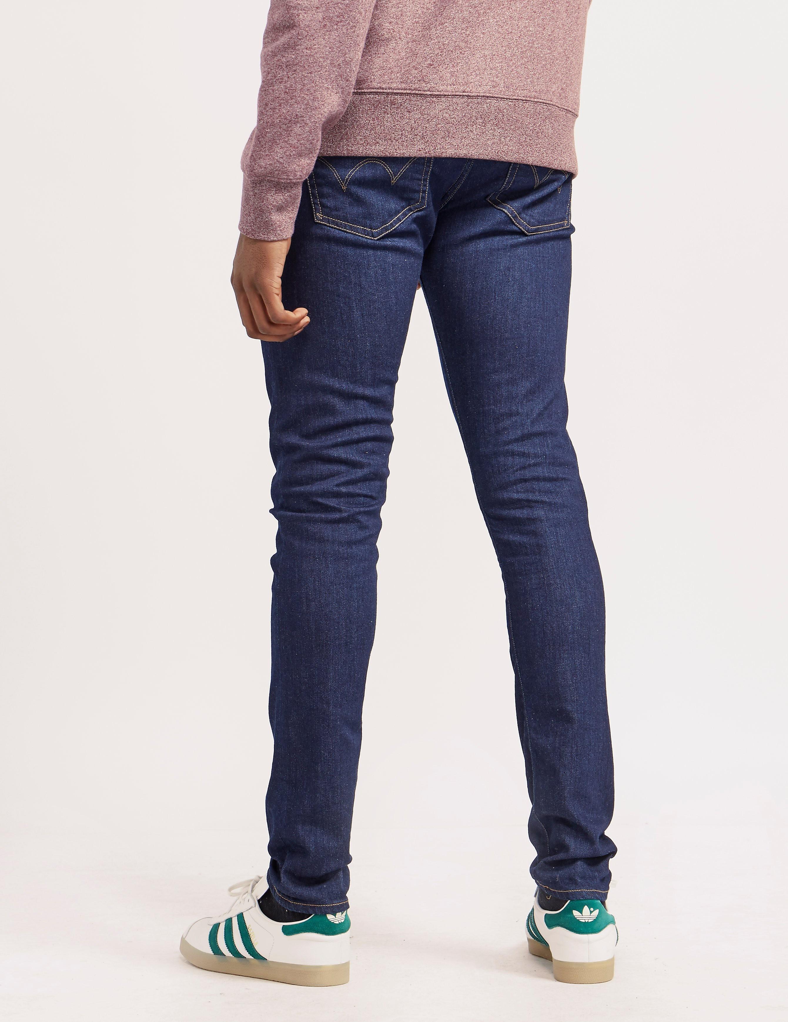 Edwin ED-85 Rinsed Jeans