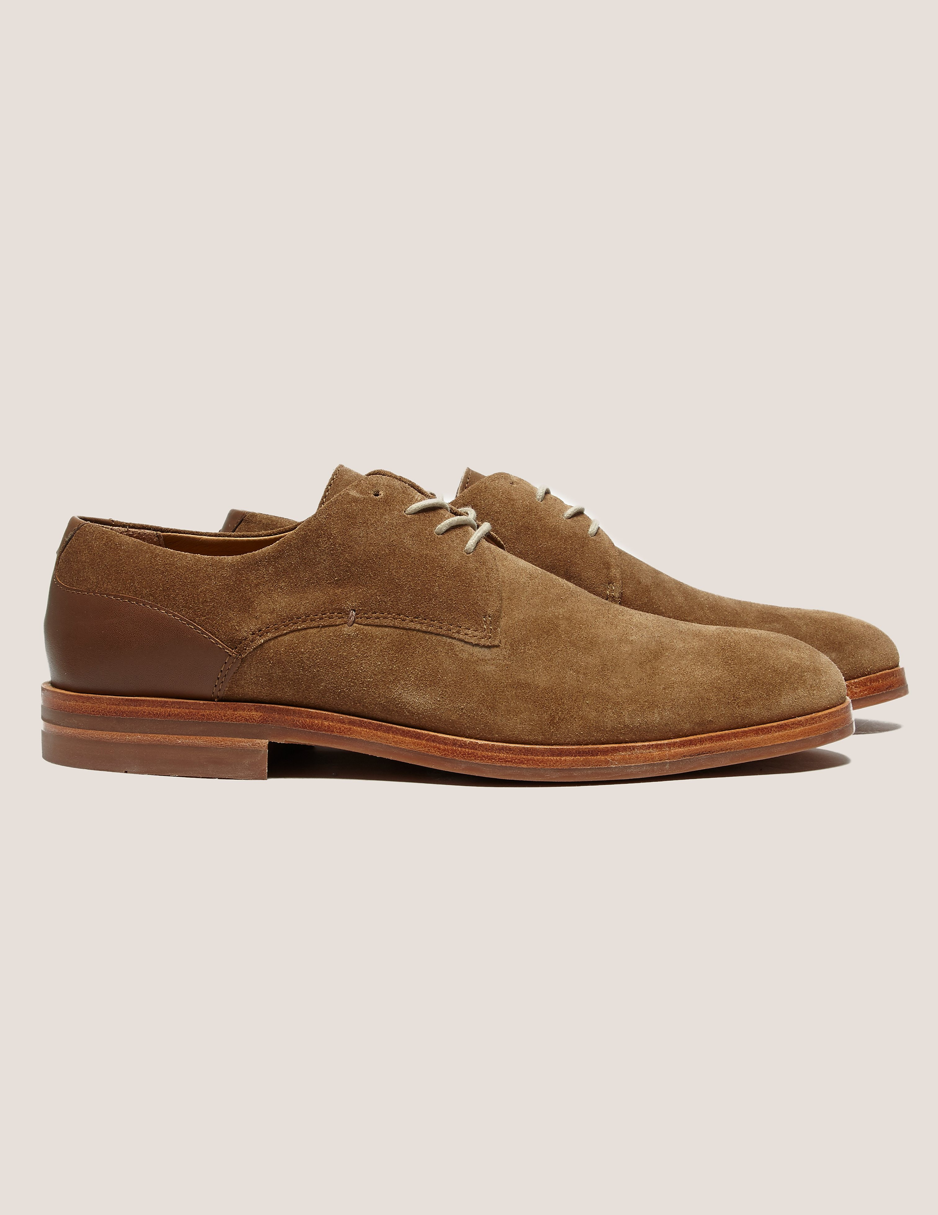 H by Hudson Enrico Derby Shoes