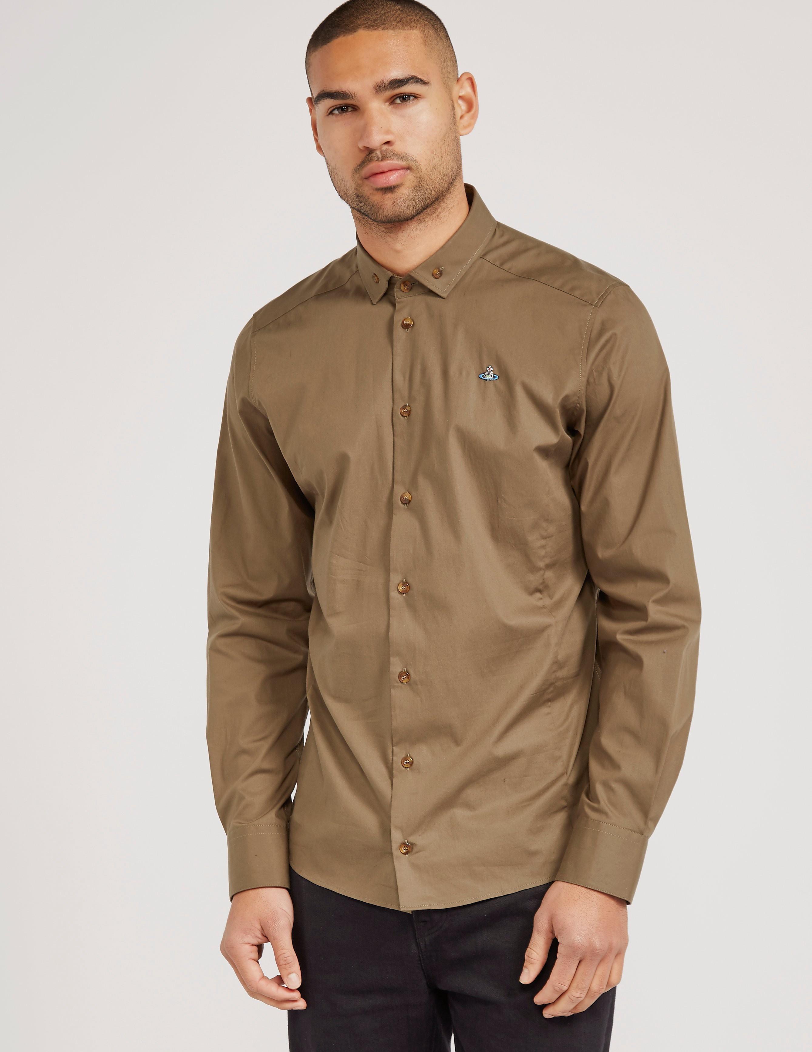 Vivienne Westwood Long Sleeve Shirt