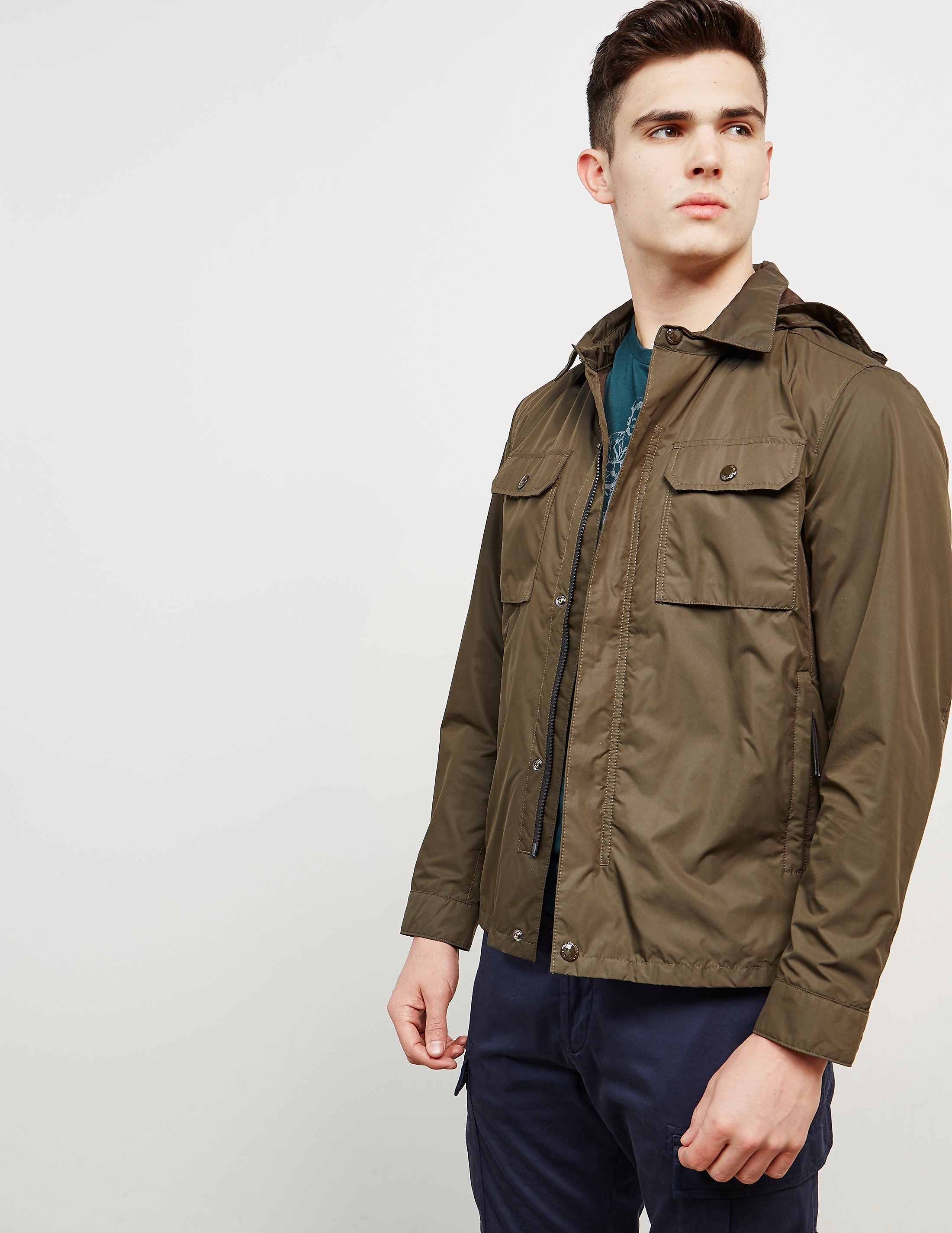 CP Company Weather Resistant Goggle Jacket