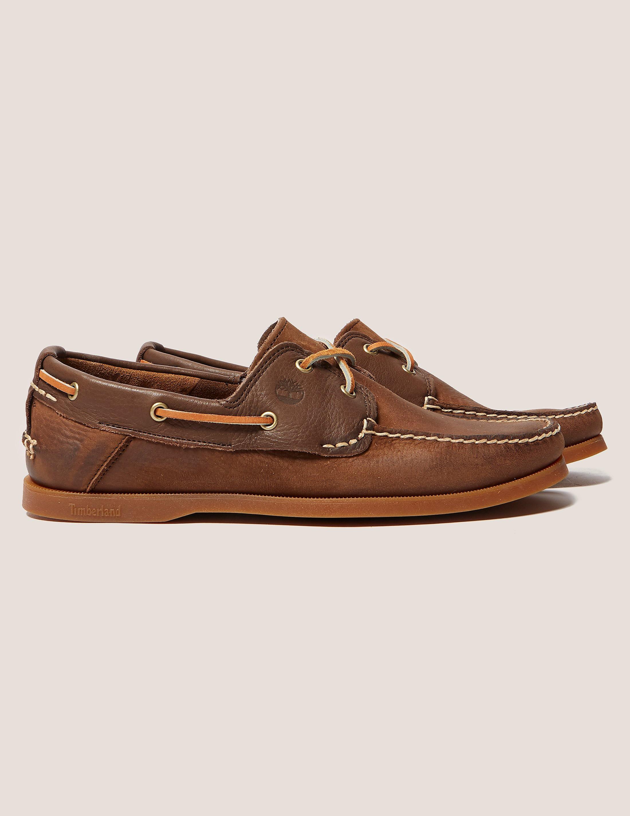 Timberland 2-Eye Boat Shoe