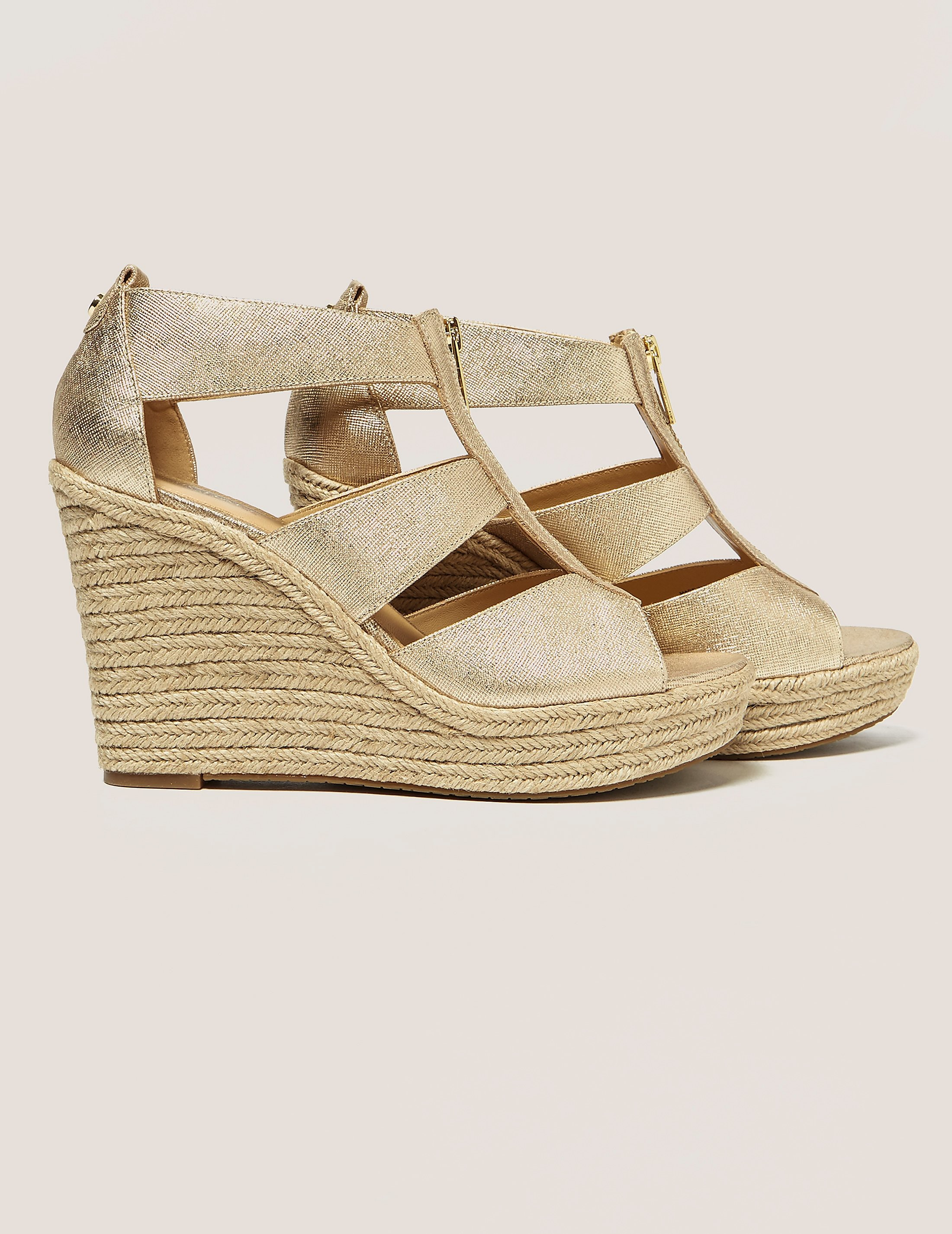Michael Kors Damita Wedge Sandals